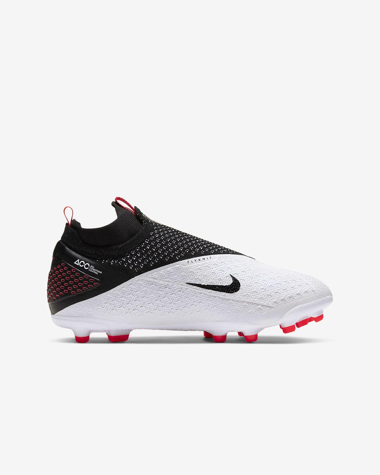 Nike Jr. Phantom Vision Elite Dynamic Fit MG Older Kids' Multi Ground Football Boot