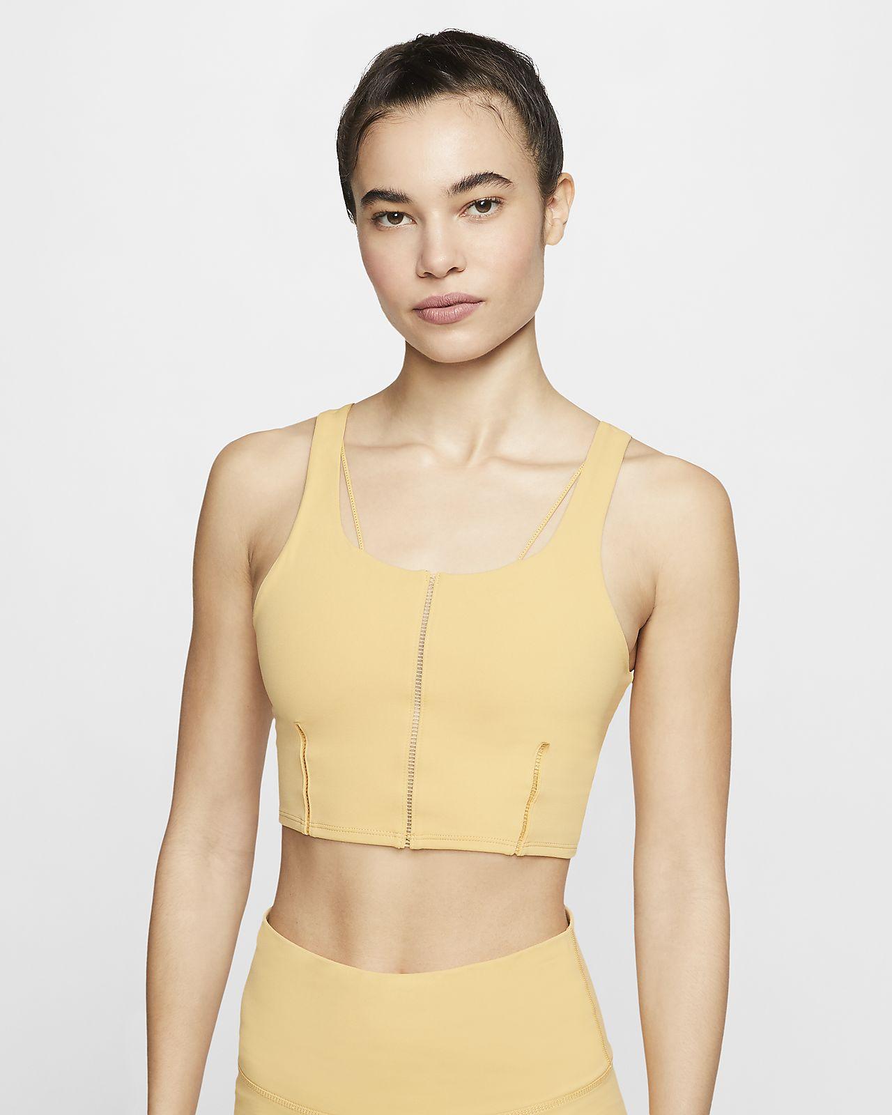 Nike Yoga Luxe Women's Infinalon Cropped Tank