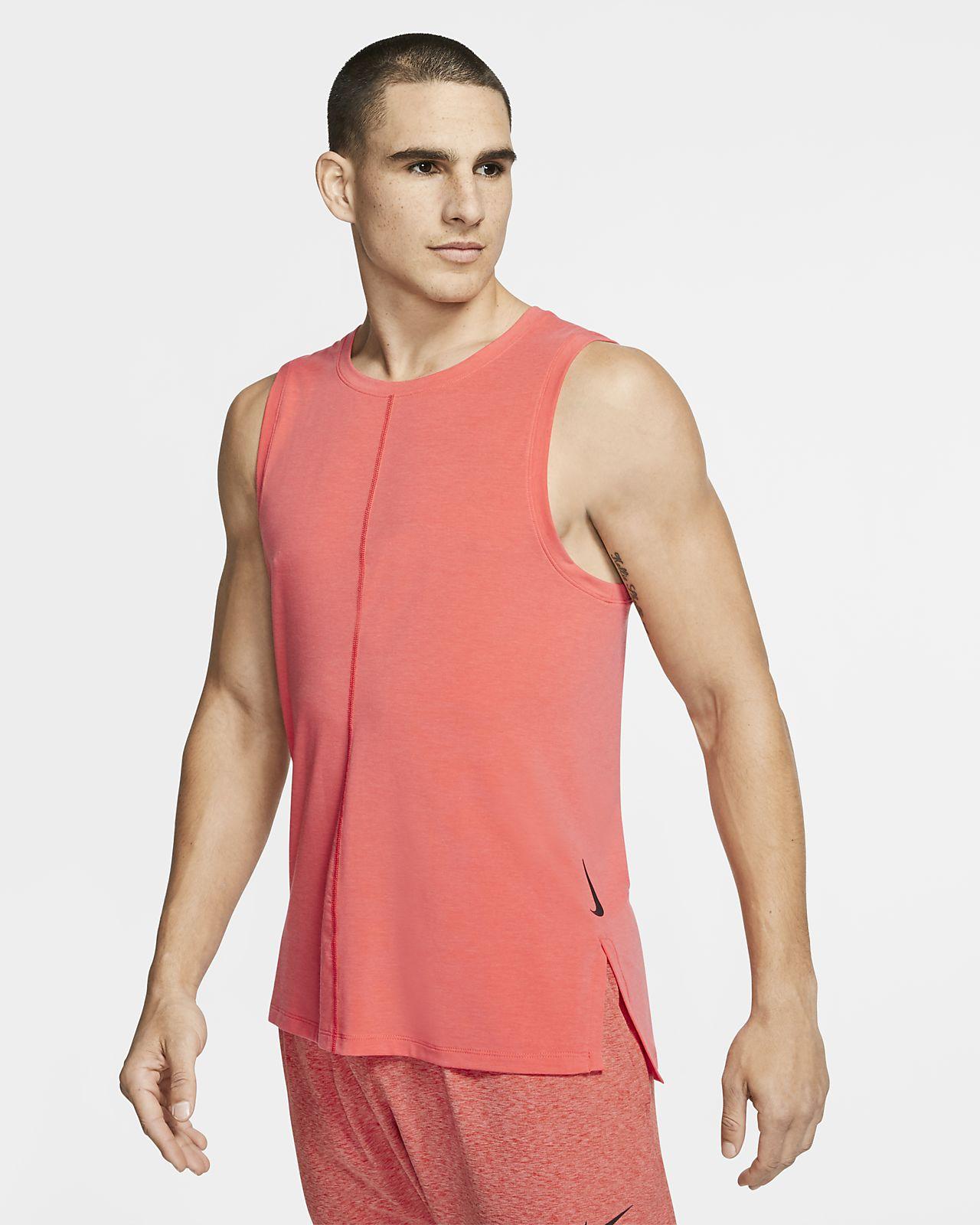 Nike Yoga Samarreta de tirants - Home