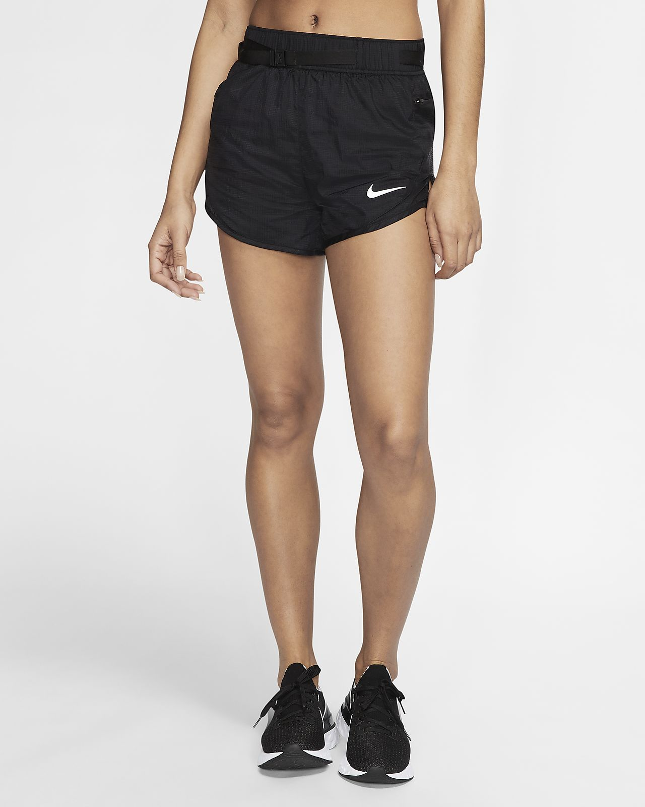 Nike Icon Clash Hardloopshorts voor dames