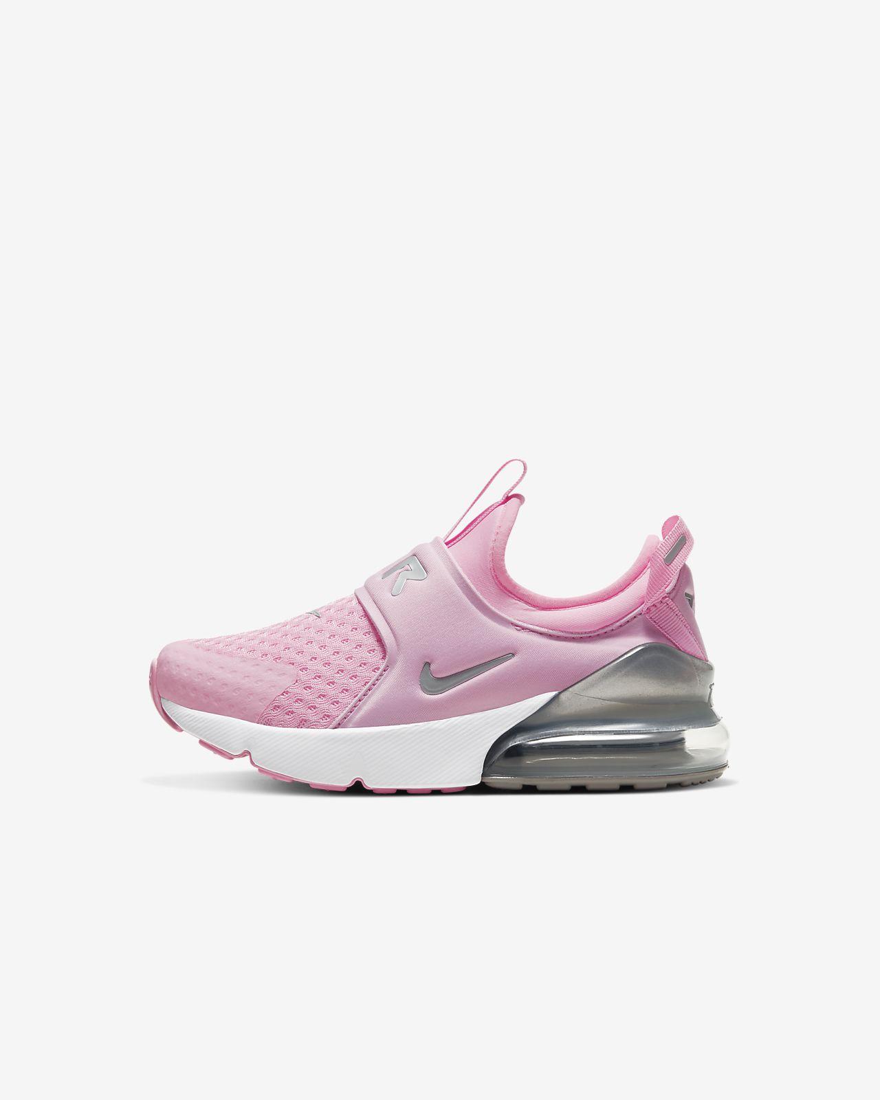 Nike Air Max 1 Sneakers Maat 38 Meisjes licht rozewit