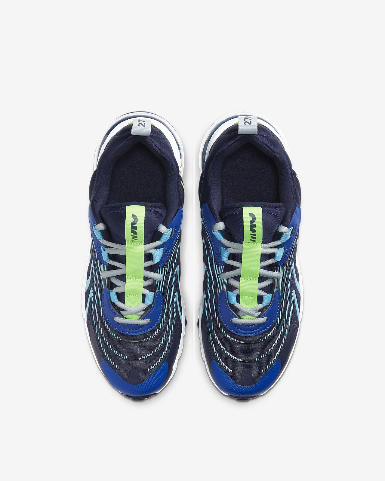 Sko Nike Air Max 270 React ENG för ungdom. Nike SE