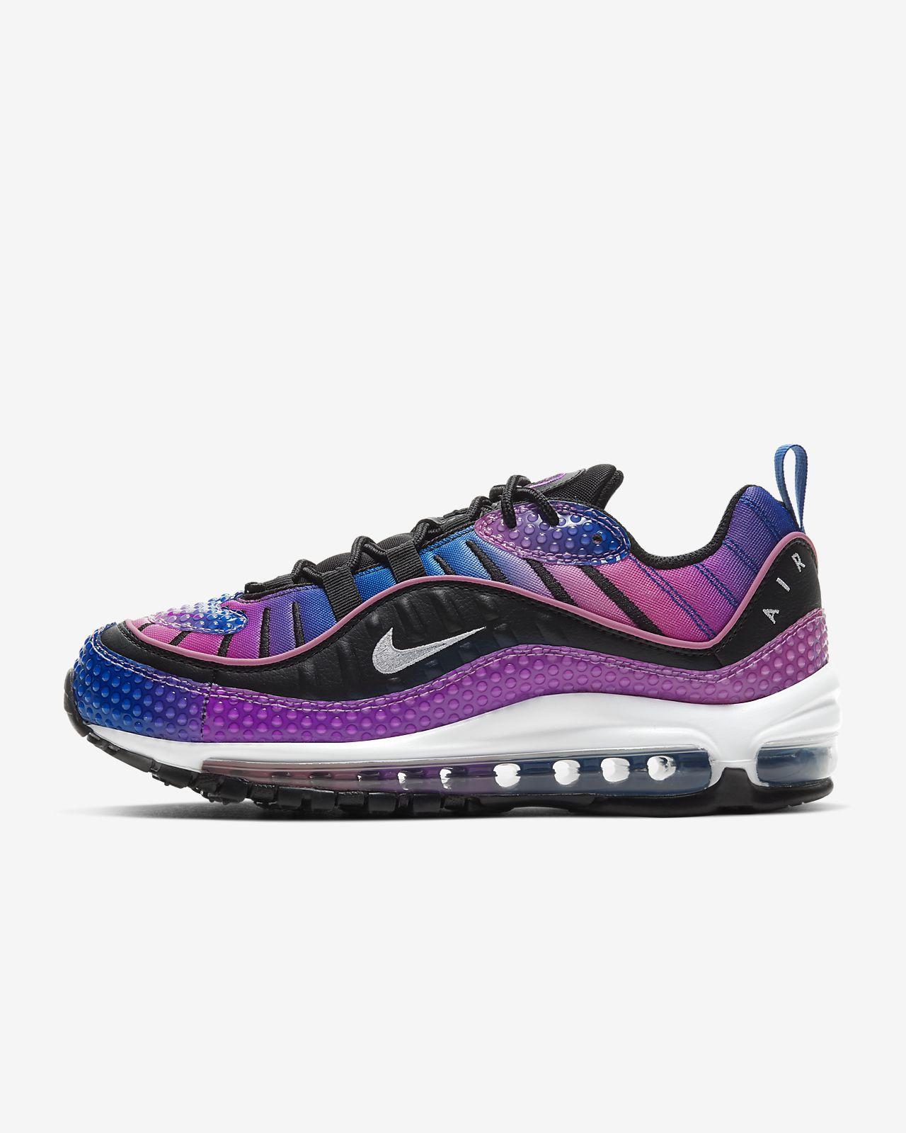 Purple Air Max 97 Sko. Nike NO