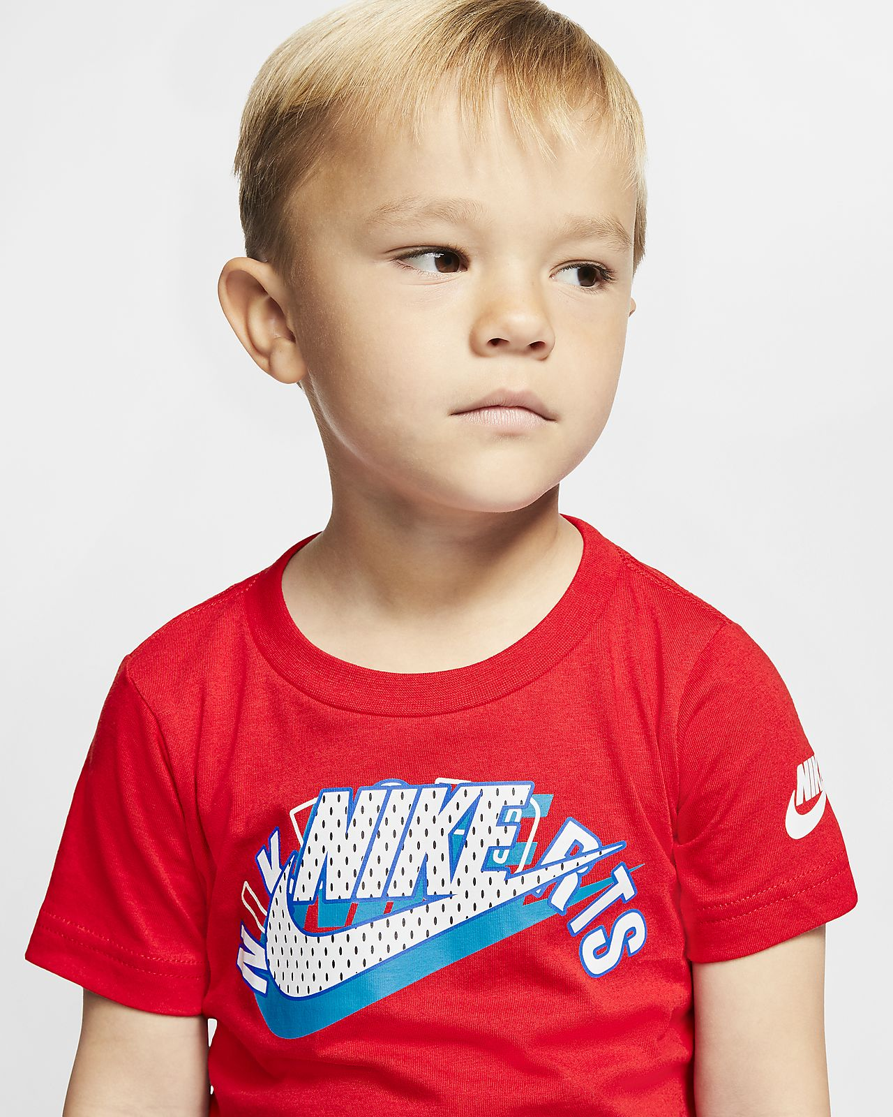 Nike Baby Toddler Boys Short Sleeve Tee T-Shirt Electric Green Dri-Fit 2 2T 4 4T