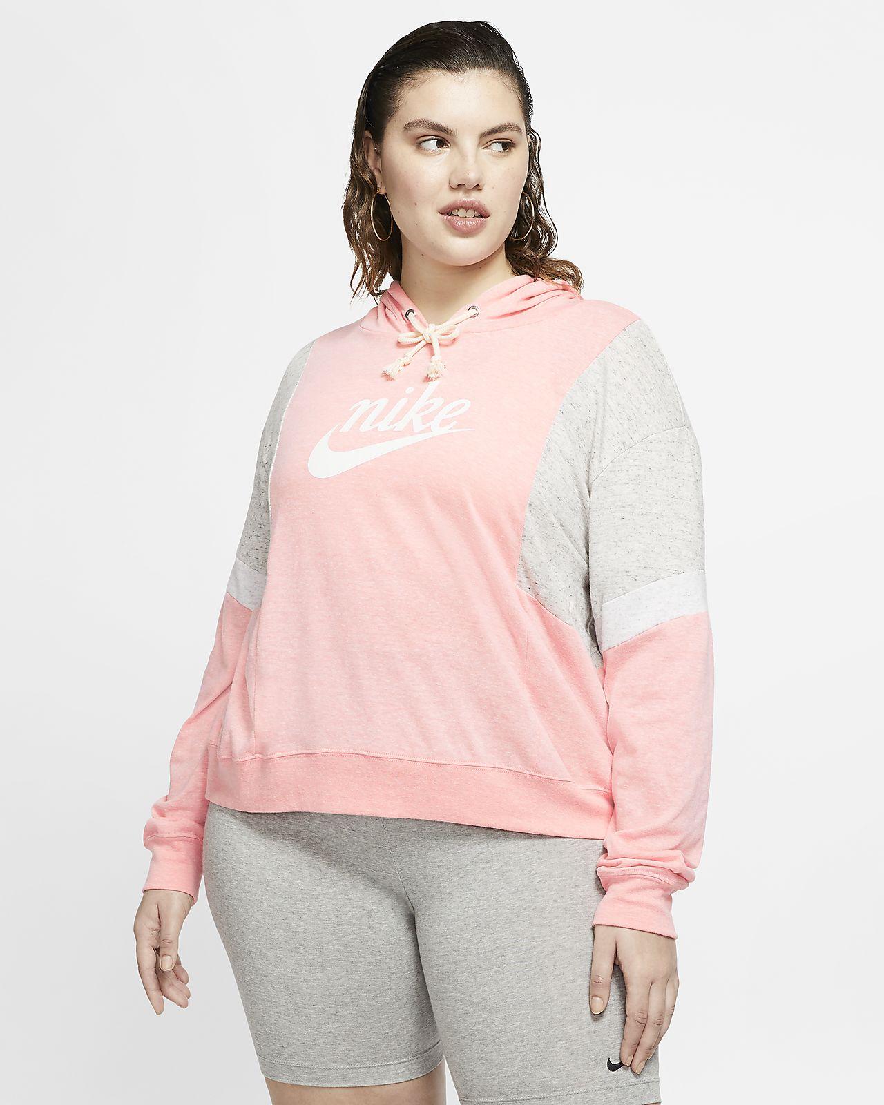 Nike Sportswear Varsity Women's Hoodie (Plus Size)