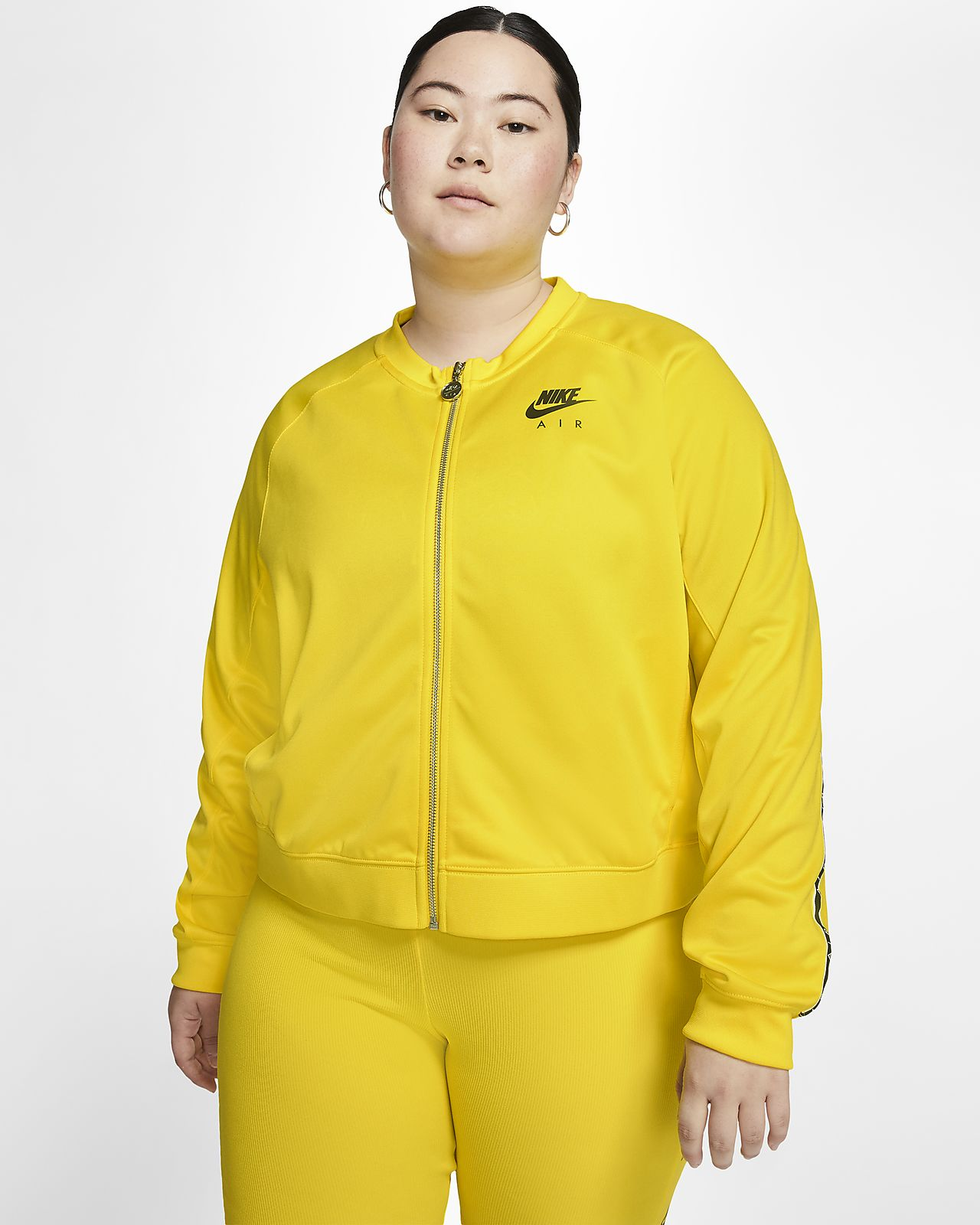 Nike Air Women's Jacket (Plus Size)