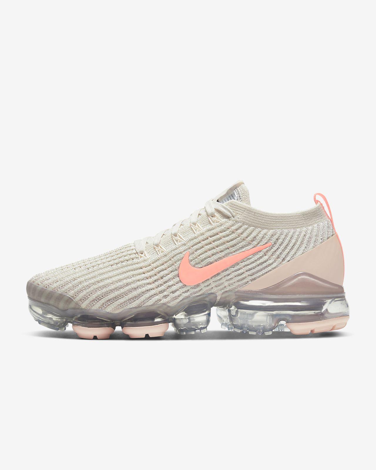 รองเท้าผู้หญิง Nike Air VaporMax Flyknit 3