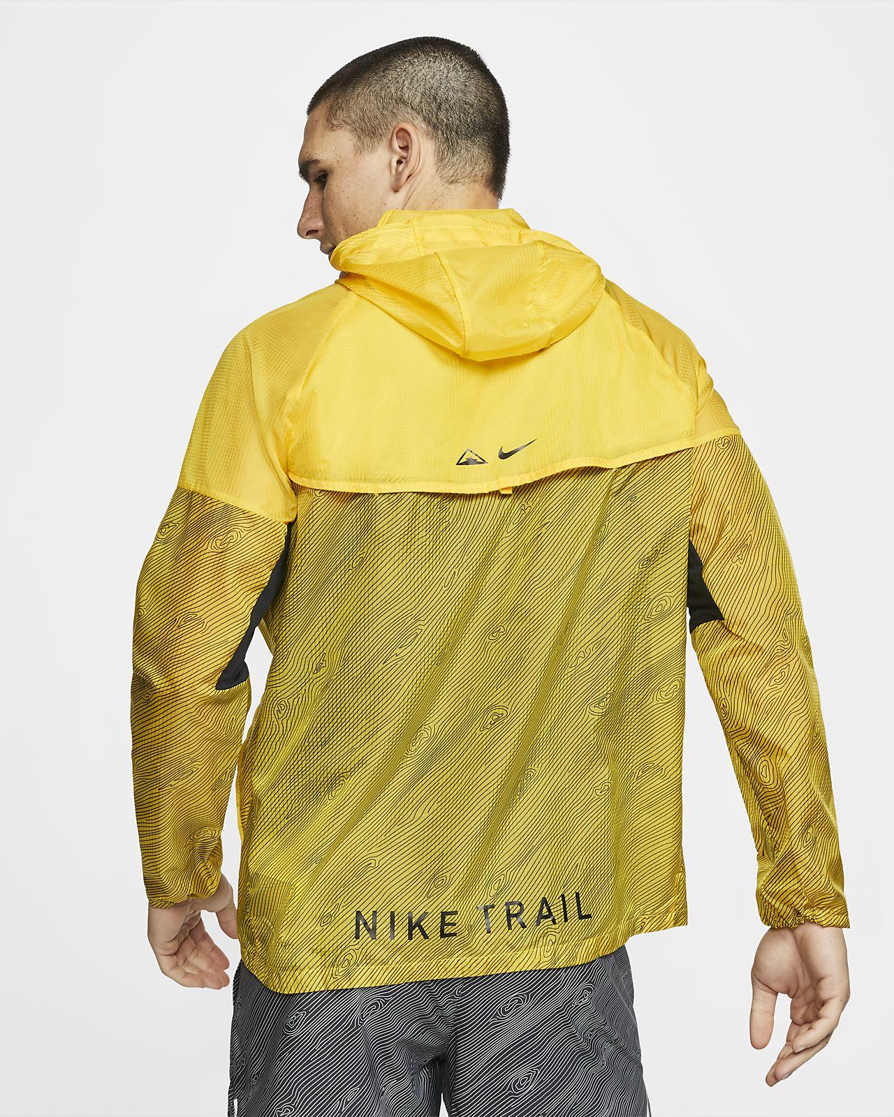 Löparjacka Nike Windrunner för män. Nike SE