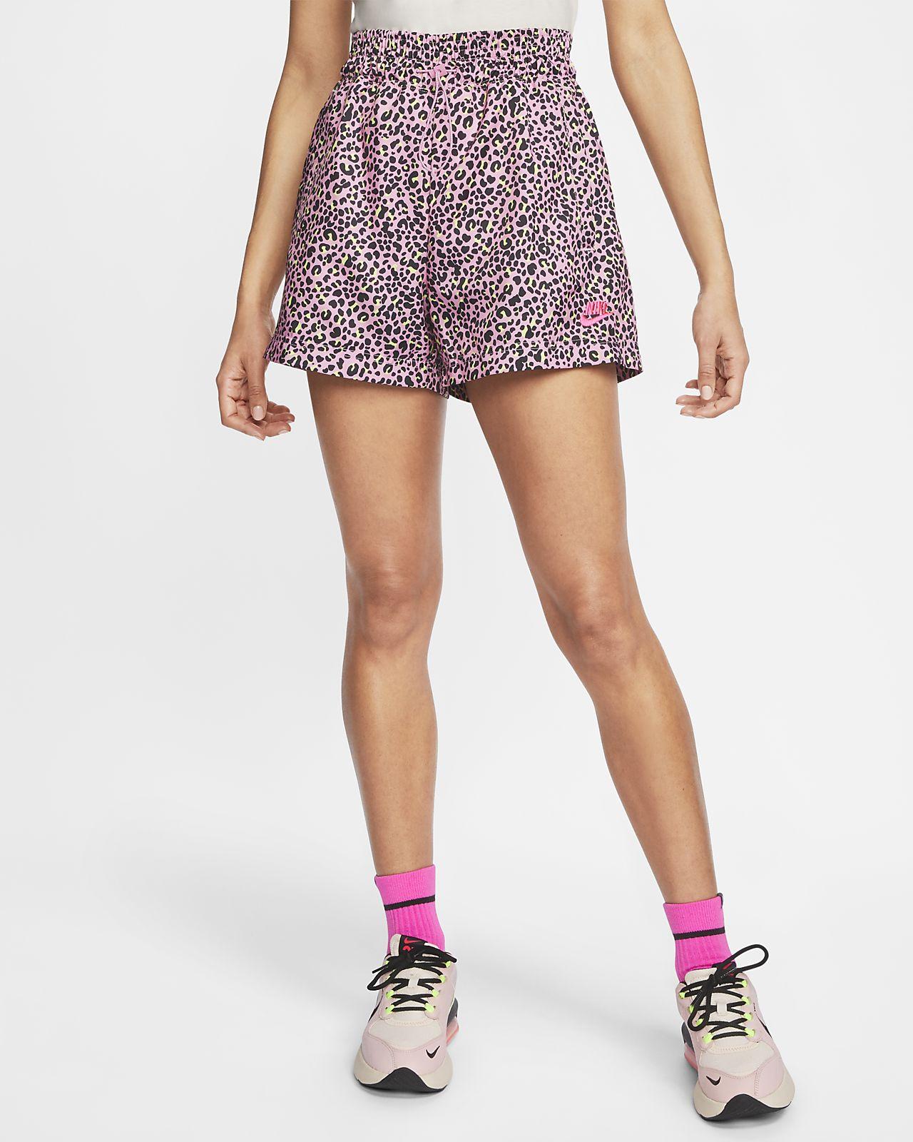 Γυναικείο υφαντό σορτς Nike Sportswear