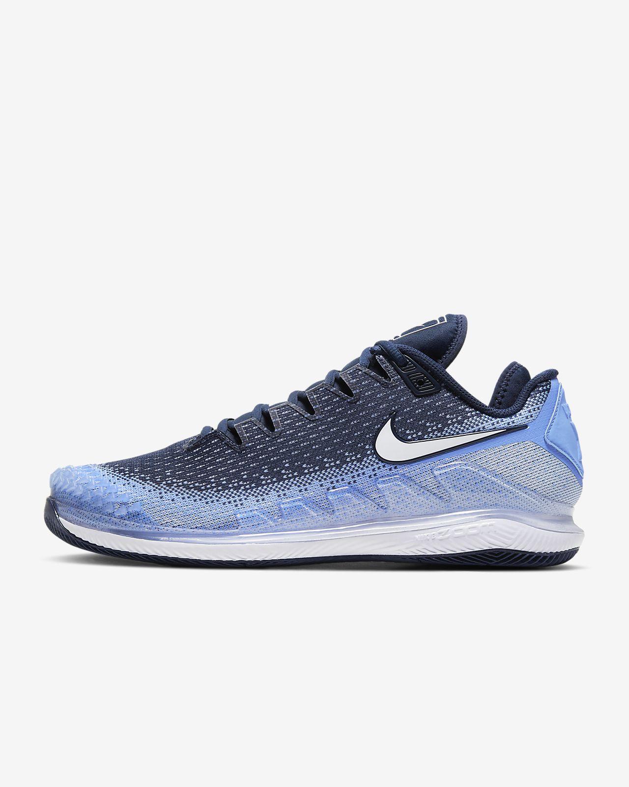 Sapatilhas de ténis para piso duro NikeCourt Air Zoom Vapor X Knit para homem