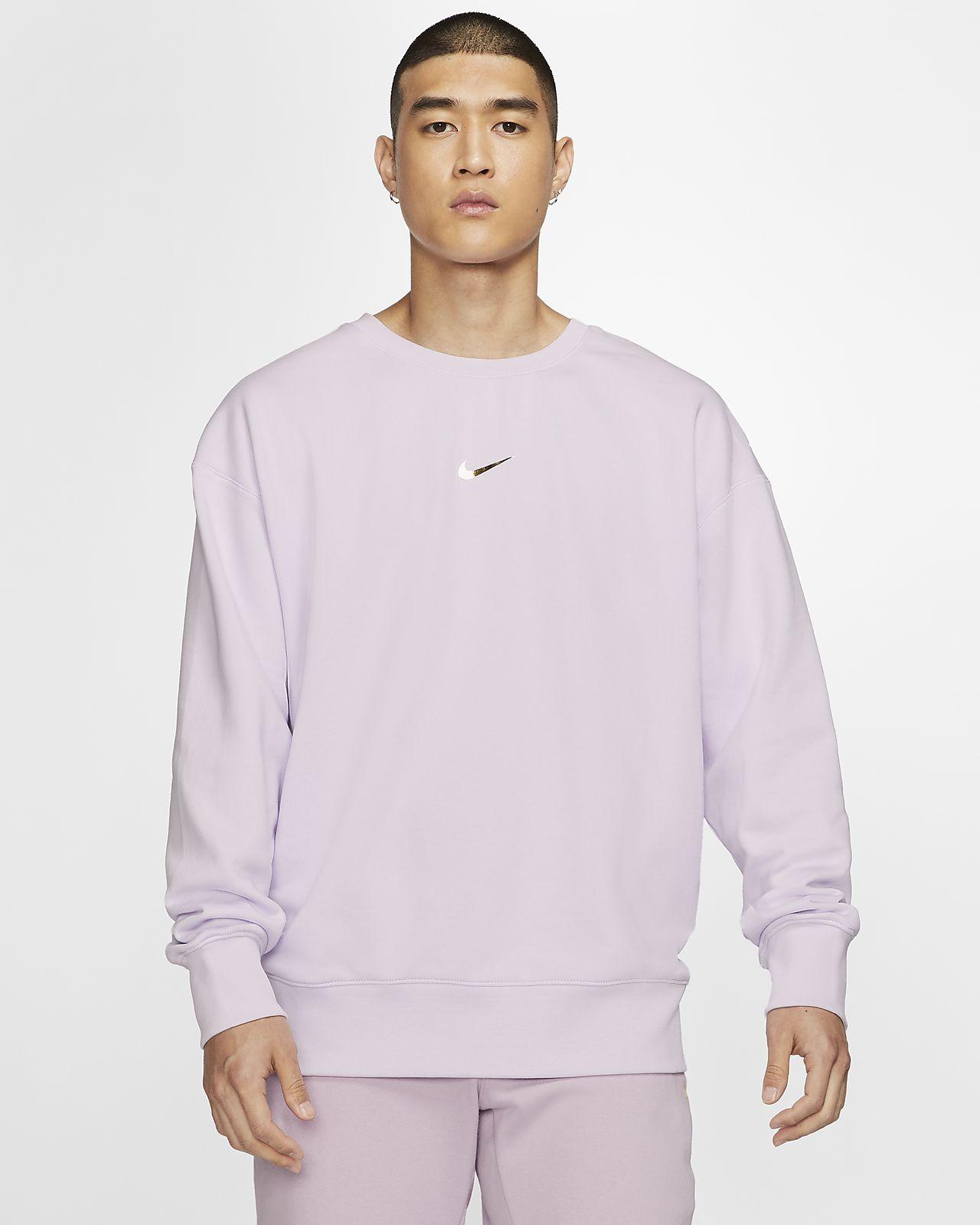 NIKE Mens Sportswear Crew Sweatshirt