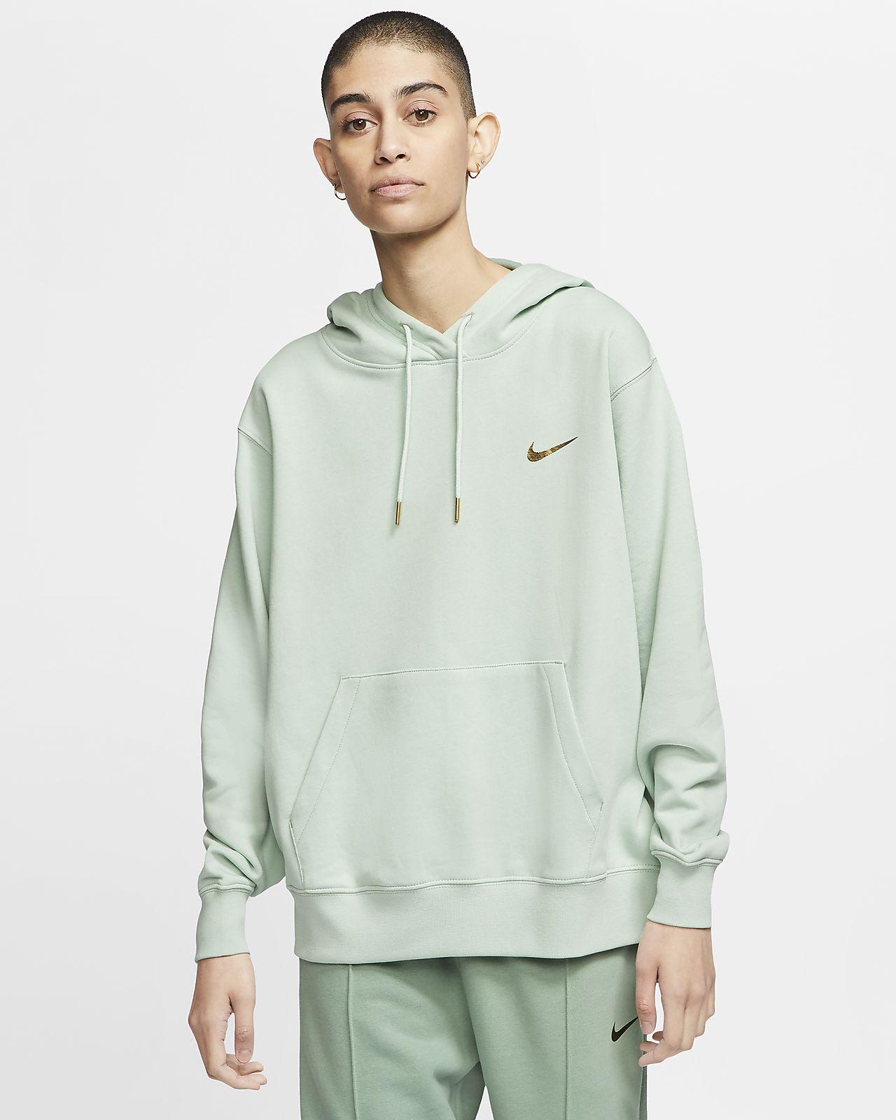 Nike Sportswear Sudadera con capucha Swoosh - Mujer
