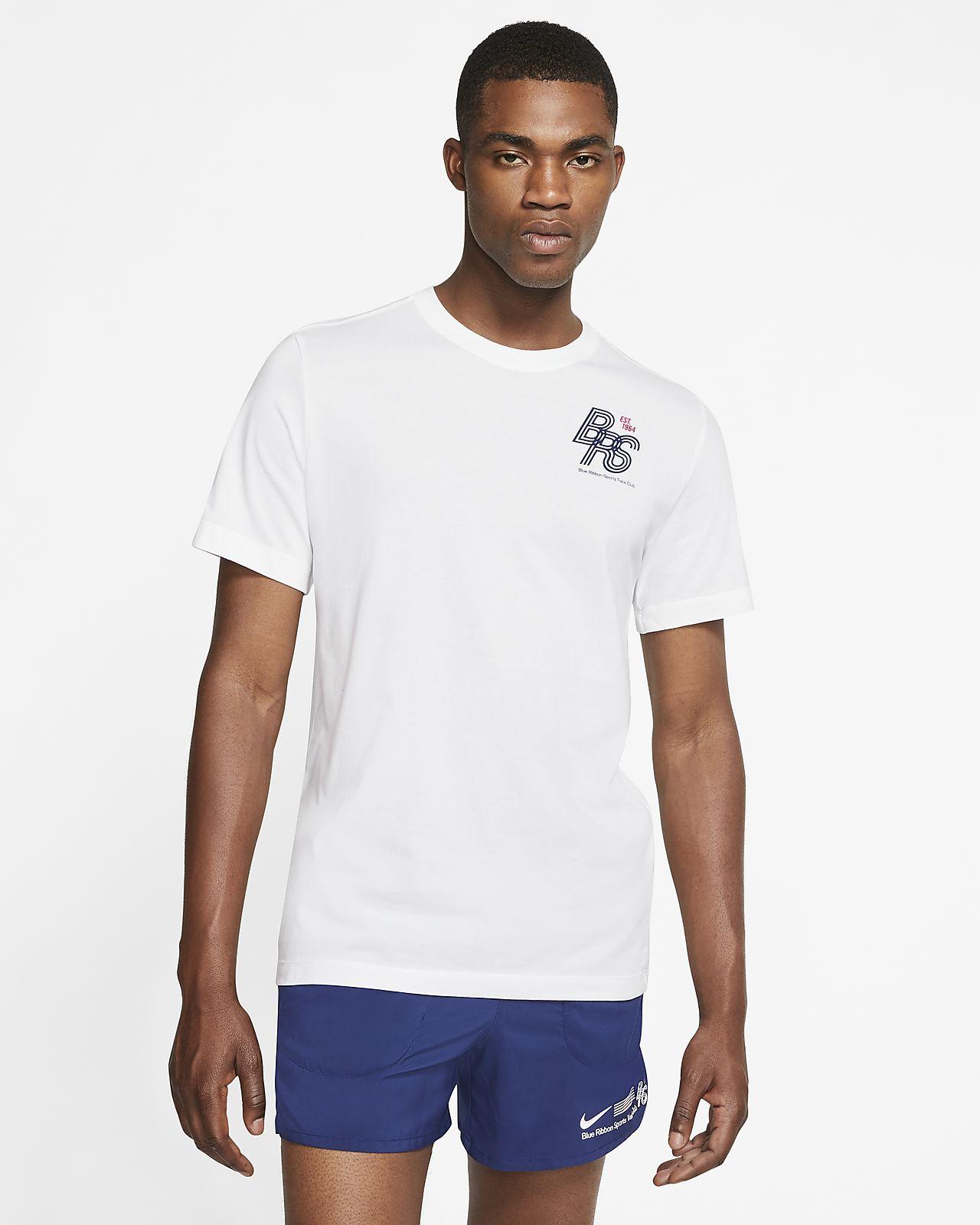 Nike Dri-FIT Blue Ribbon Sports 跑步 T 恤