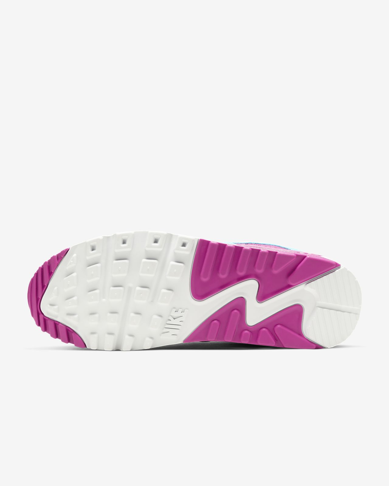 Nike Sportswear AIR MAX 720 Sneakers whitefire pink