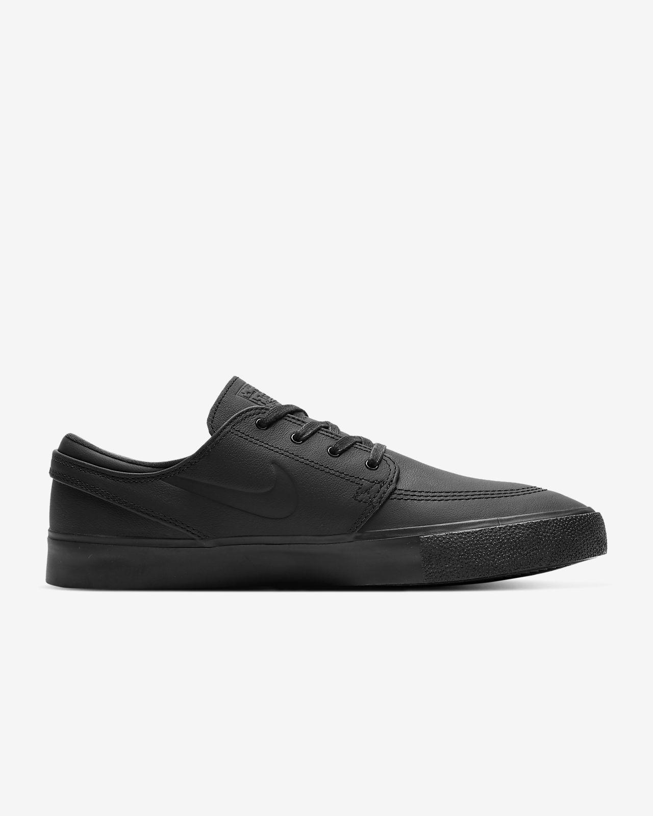 Nike SB Stefan Janoski Shoes Black