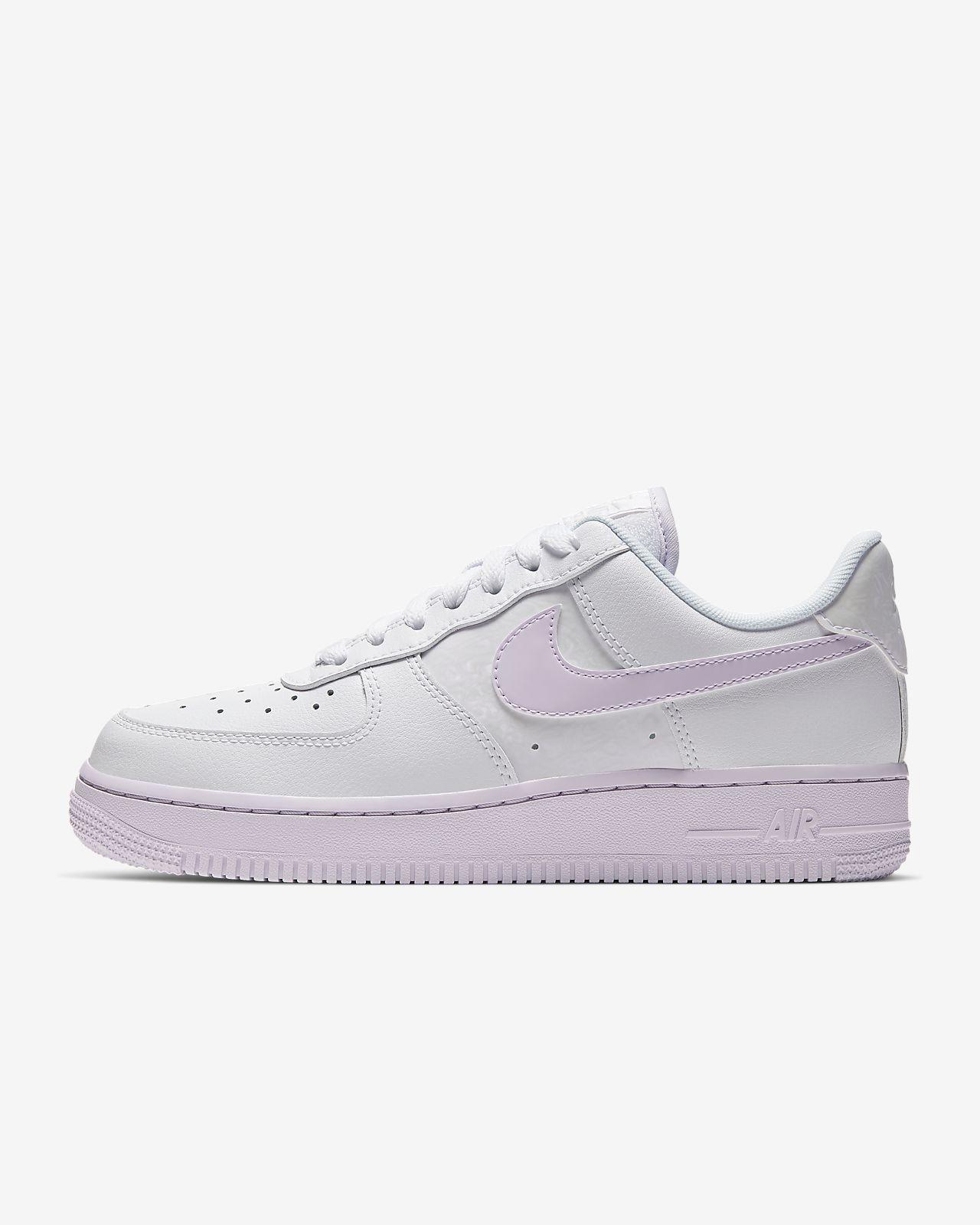 herre rosa nike air Force one