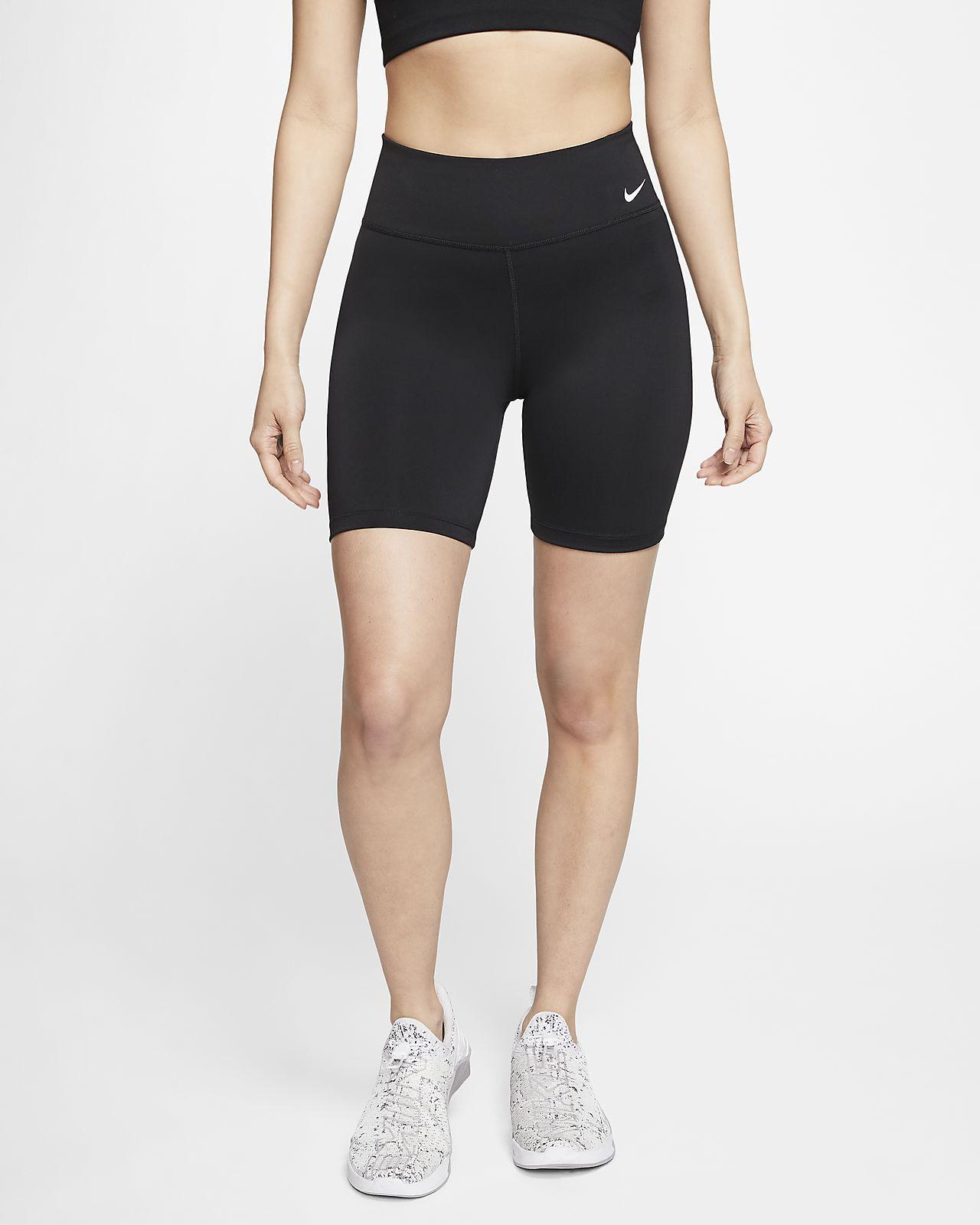 กางเกงขาสั้นผู้หญิง Nike One