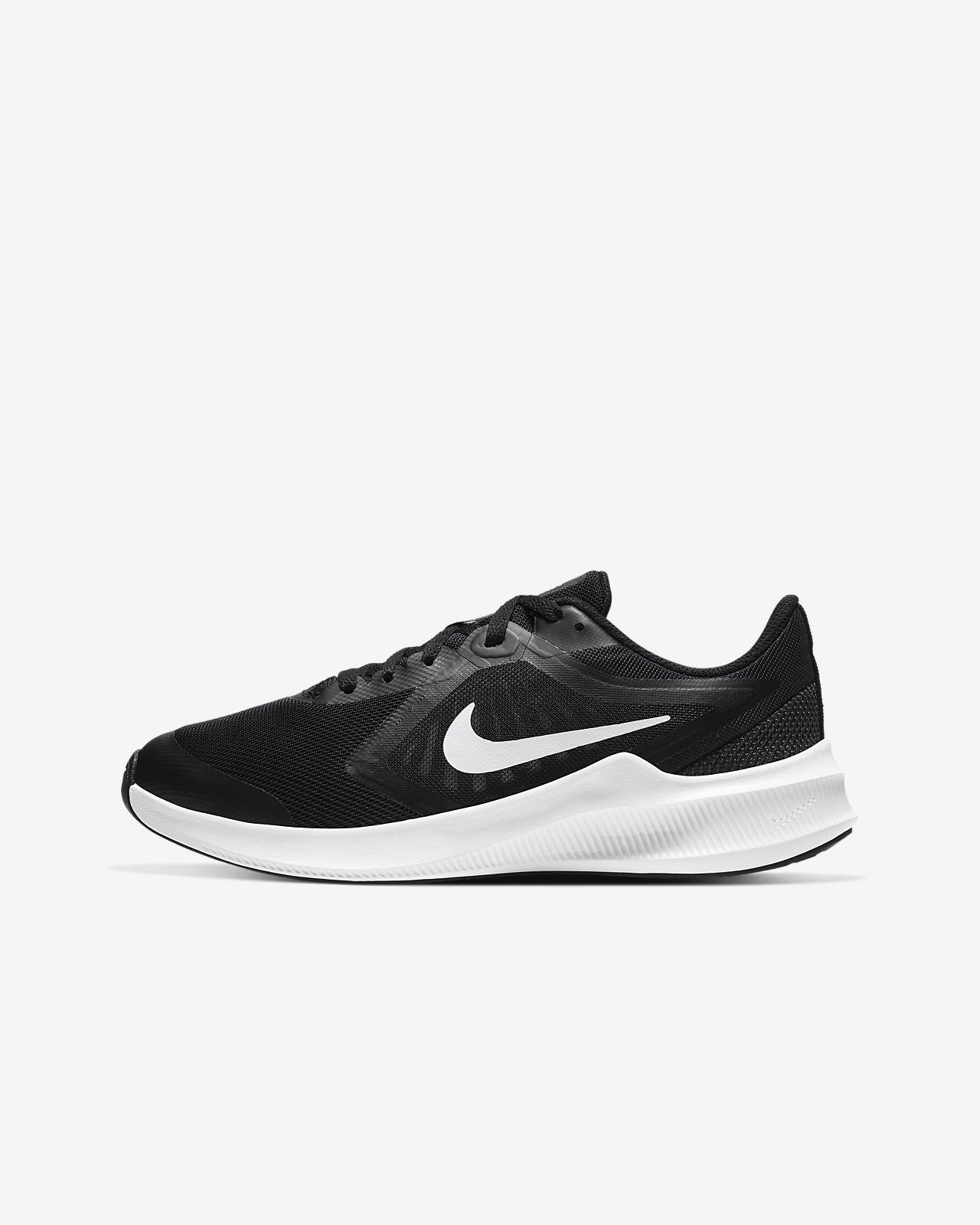 Nike Downshifter 10 Big Kids' Running Shoe (Wide)