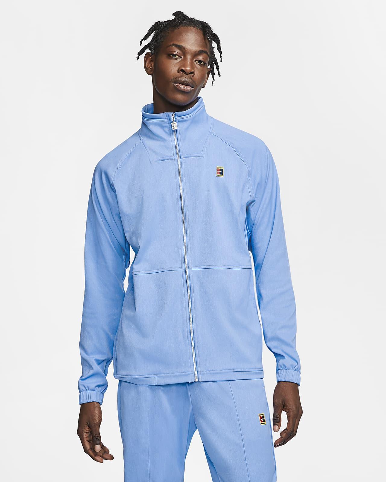 NikeCourt Men's Tennis Warm-Up Jacket