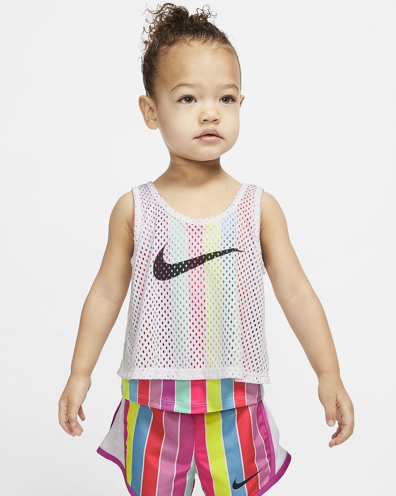 Nike Dri-FIT-tanktop til småbørn