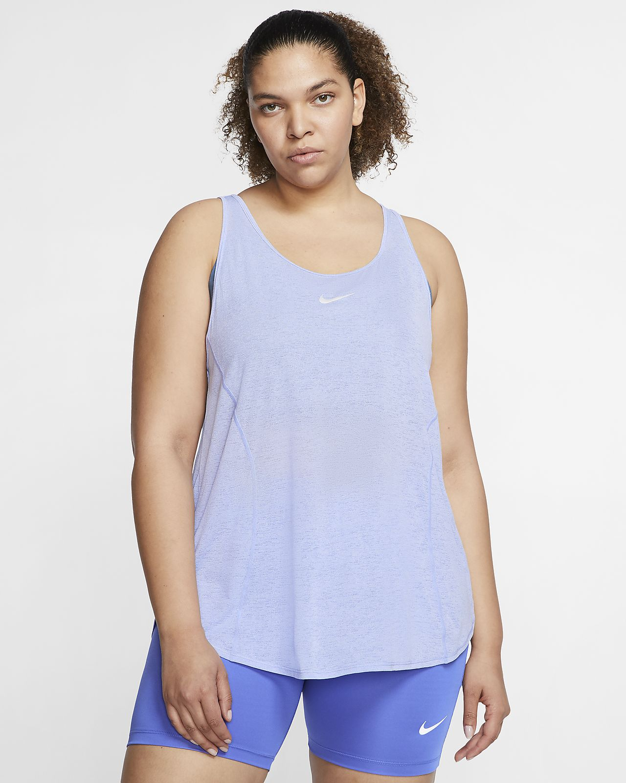 Nike 10K Women's Running Tank (Plus Size)