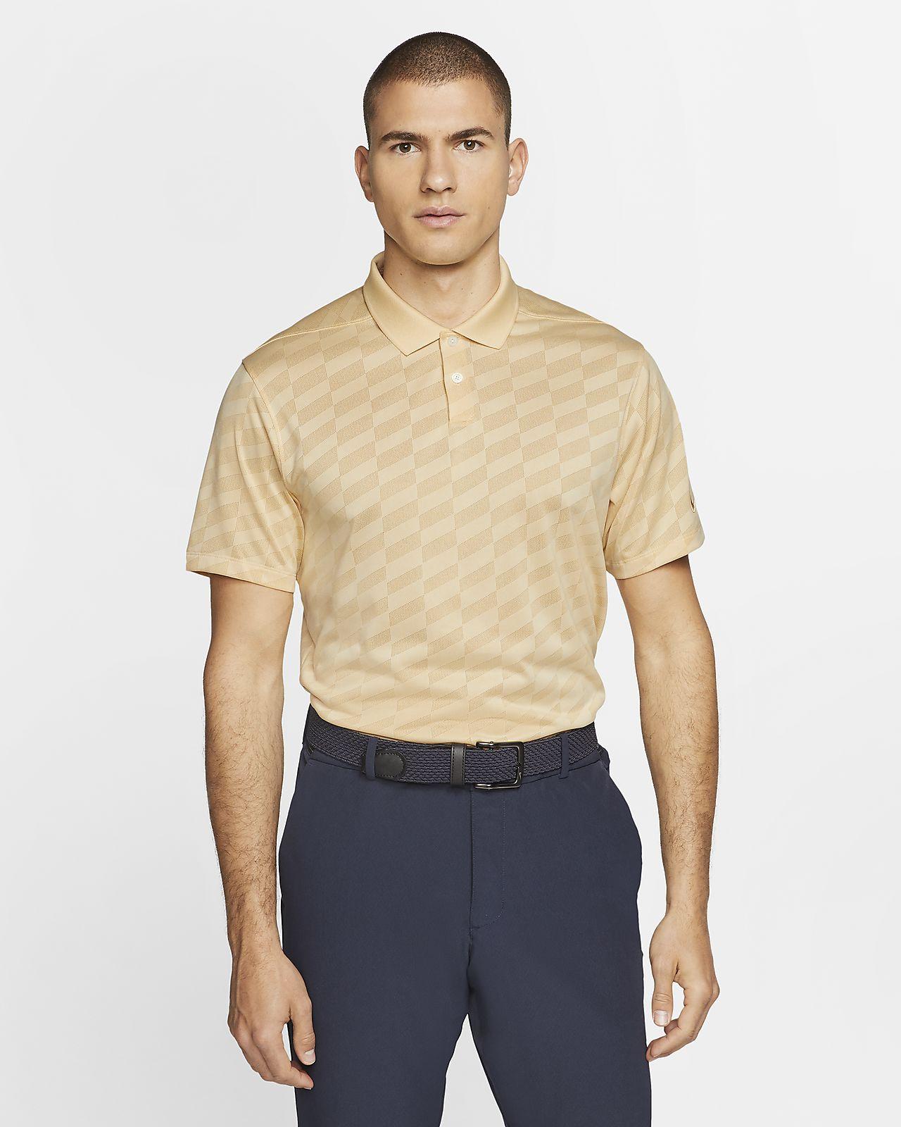 Ανδρική μπλούζα πόλο για γκολφ Nike Dri-FIT Vapor