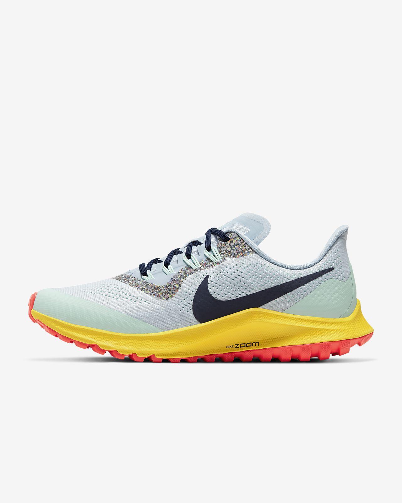 รองเท้าวิ่งเทรลผู้หญิง Nike Air Zoom Pegasus 36 Trail