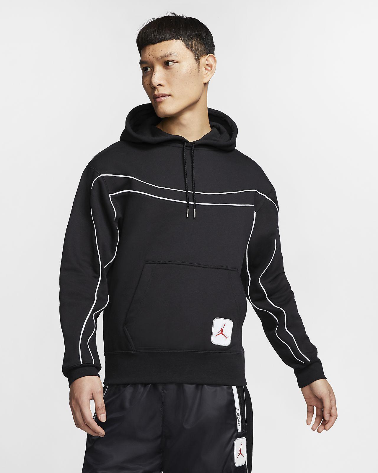 Sudadera con capucha sin cierre para hombre Jordan Legacy AJ5