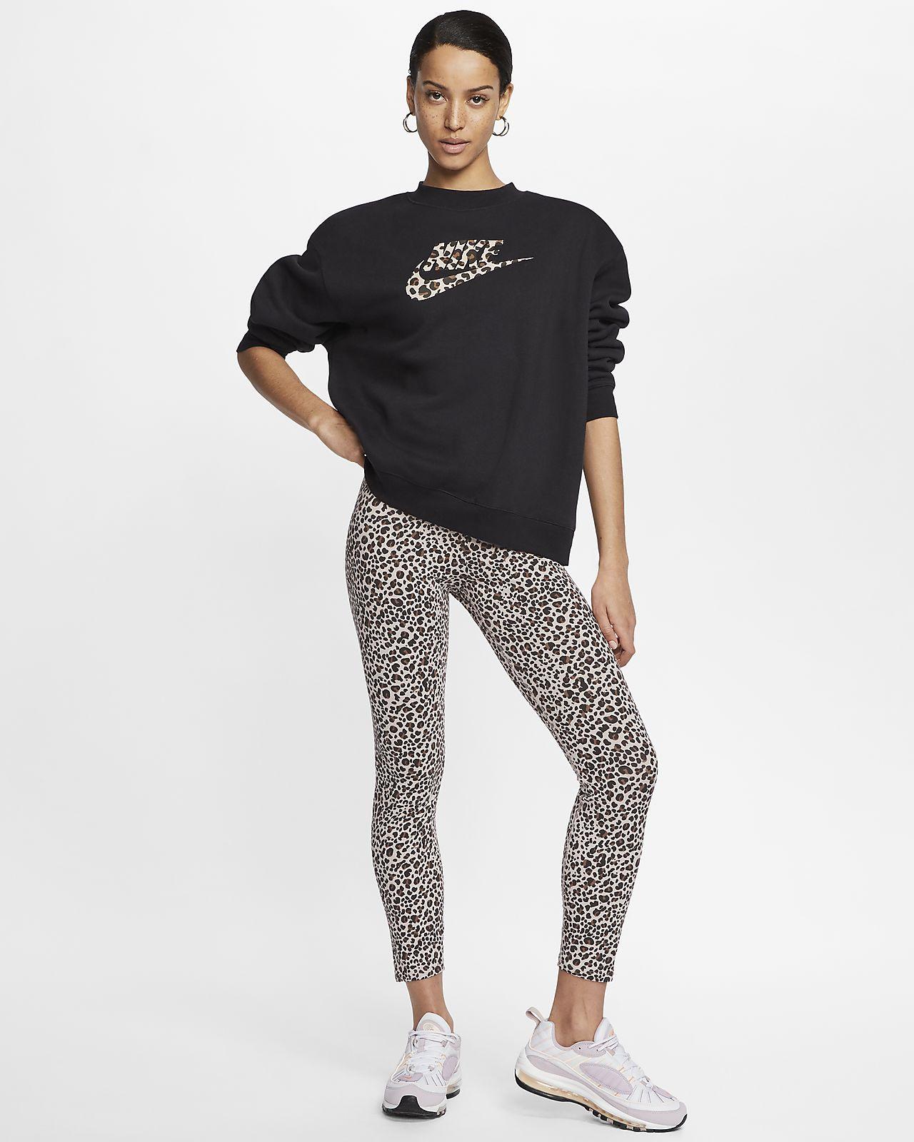 Nike Sportswear Women's Animal Print Leggings