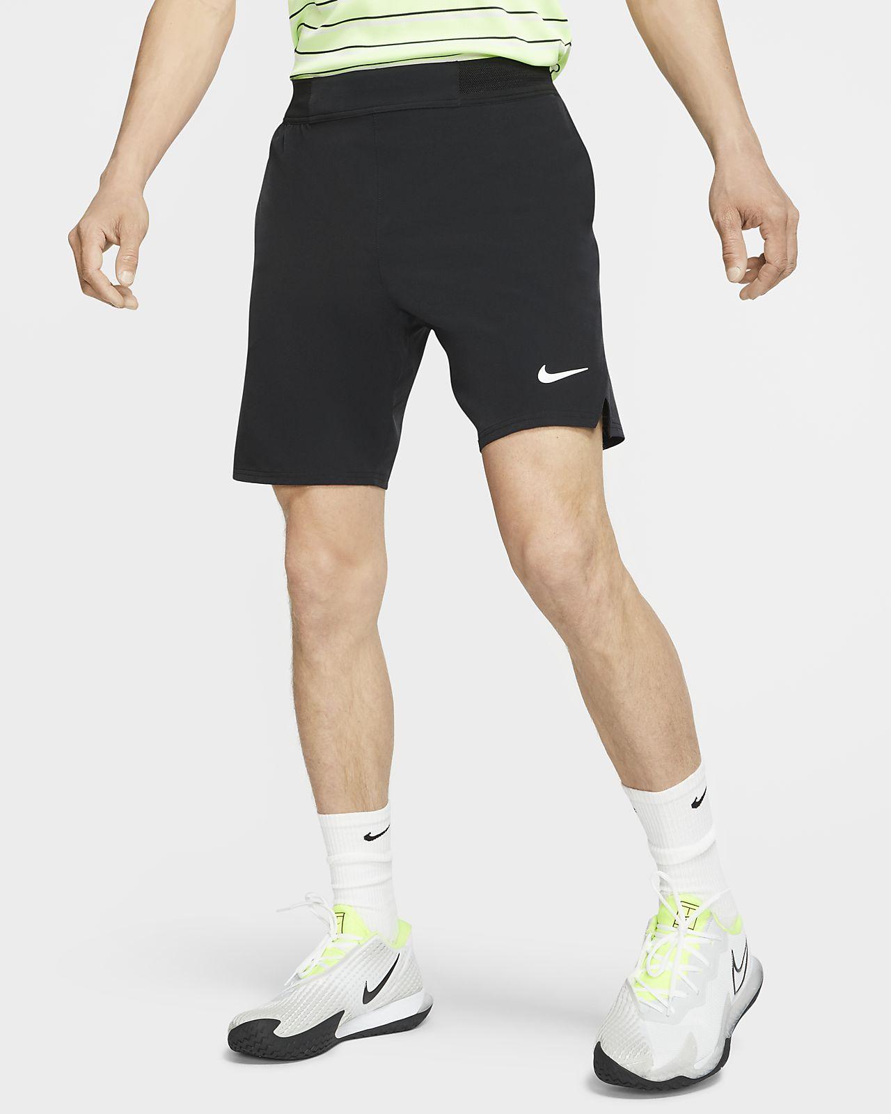 Shorts de tenis de 23 cm para hombre NikeCourt Flex Ace