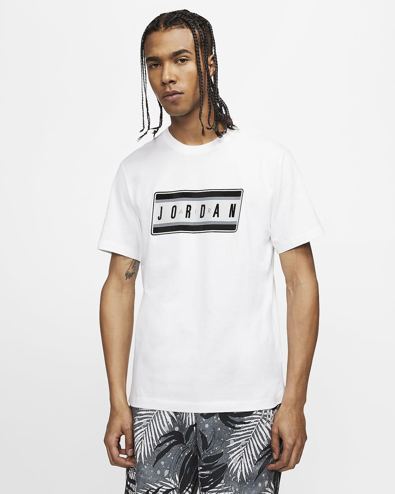 Jordan Jumpman Sticker Men's T Shirt