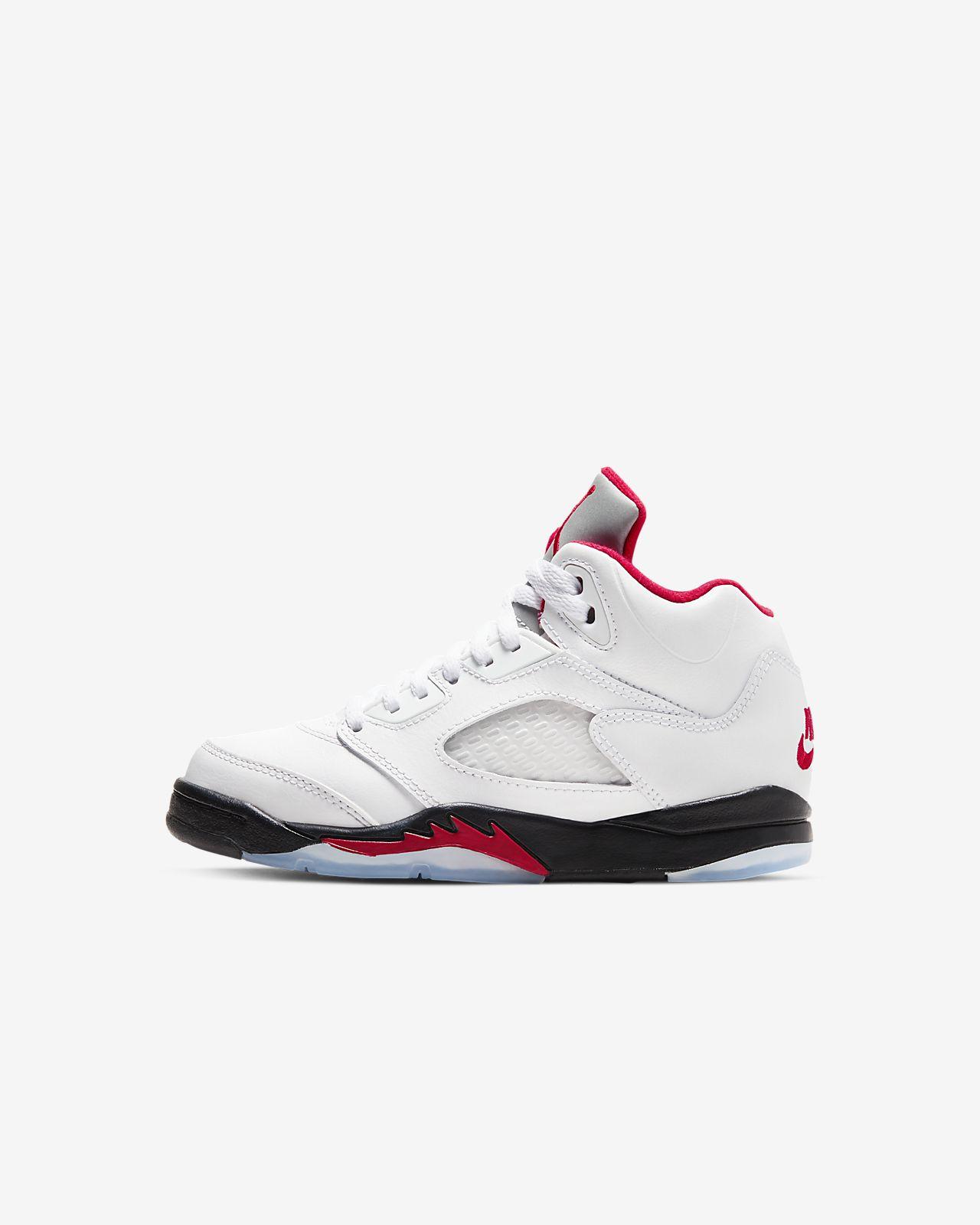 Air Jordan 5 Retro Younger Kids' Shoe