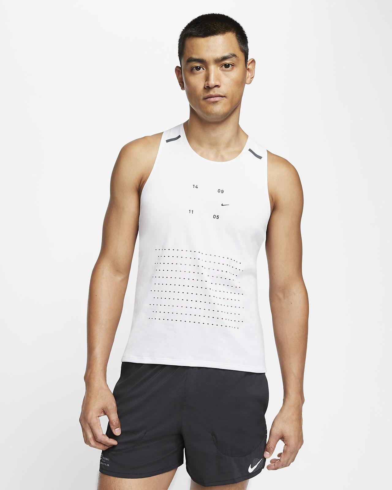 Nike Tech Pack Camiseta de running - Hombre