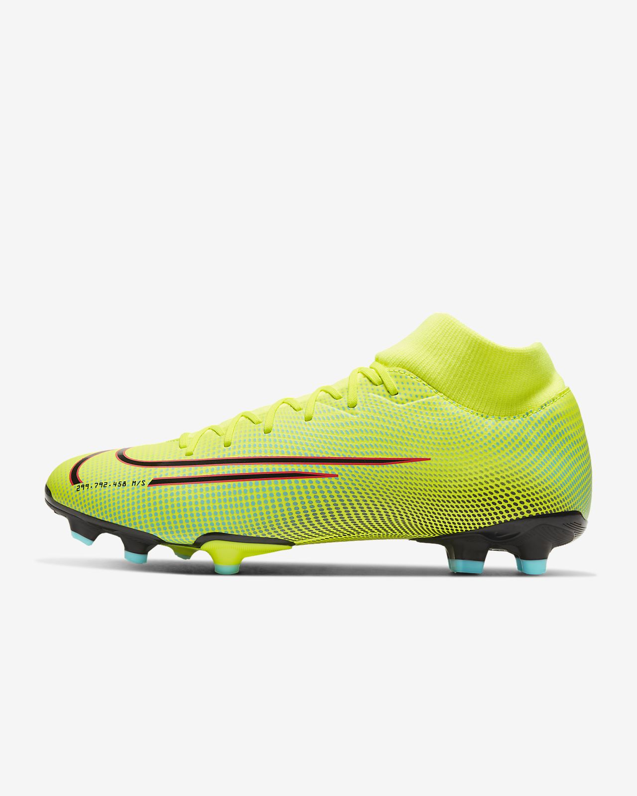 Nike Mercurial Superfly 7 Academy MDS MG Multi-Ground Soccer Cleat