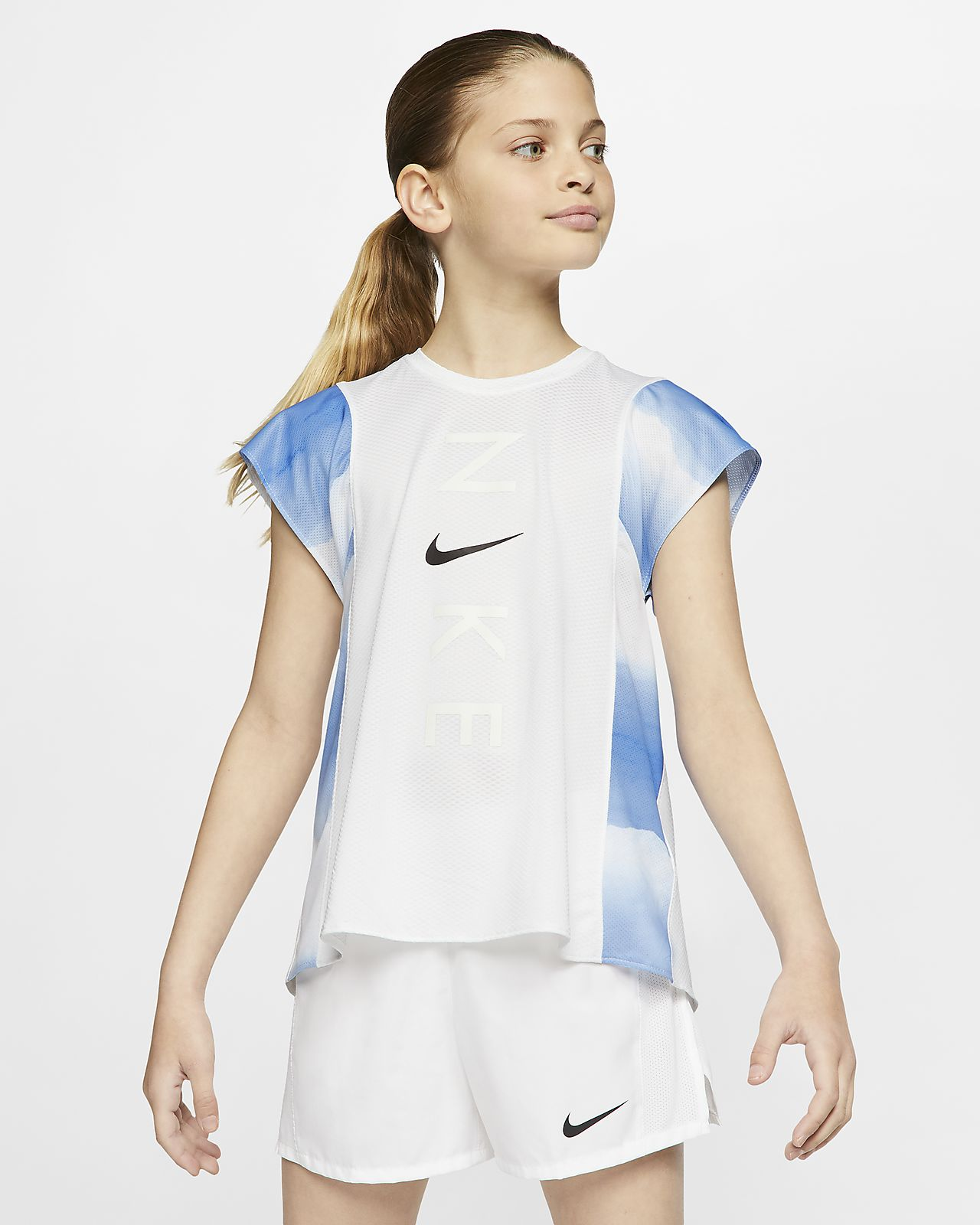 Nike Instacool Older Kids' (Girls') Training Top