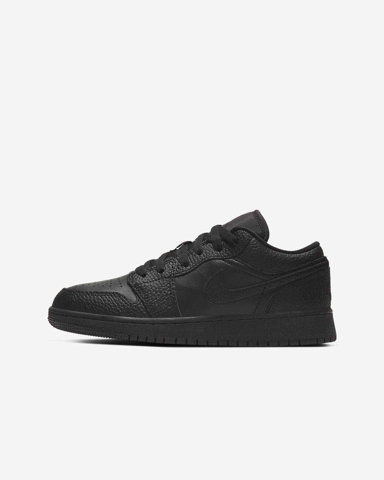 Sko Air Jordan 1 Low för ungdom