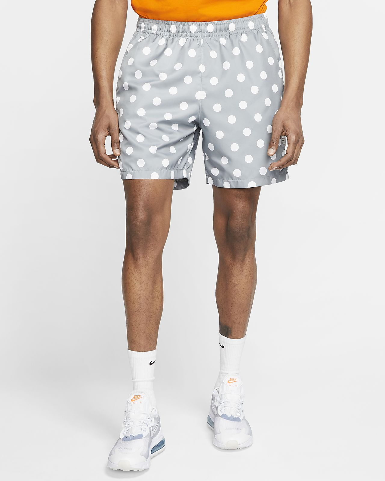 Shorts de tejido Woven para hombre Nike Sportswear JDI