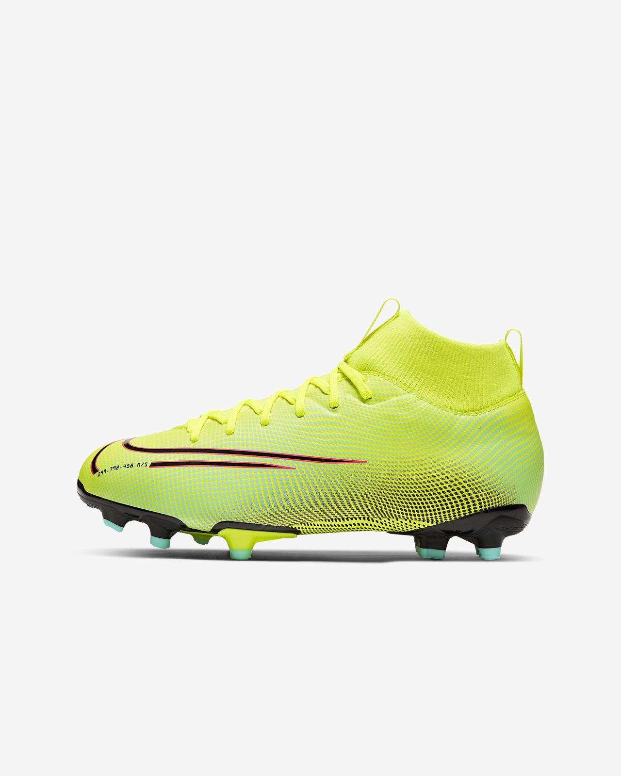 Nike Jr. Mercurial Superfly 7 Academy MDS MG YoungerOlder Kids' Multi Ground Football Boot