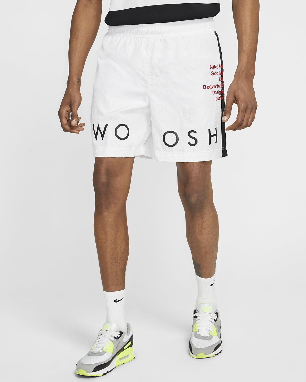 Nike Sportswear Swoosh Pantalón corto de tejido Woven - Hombre
