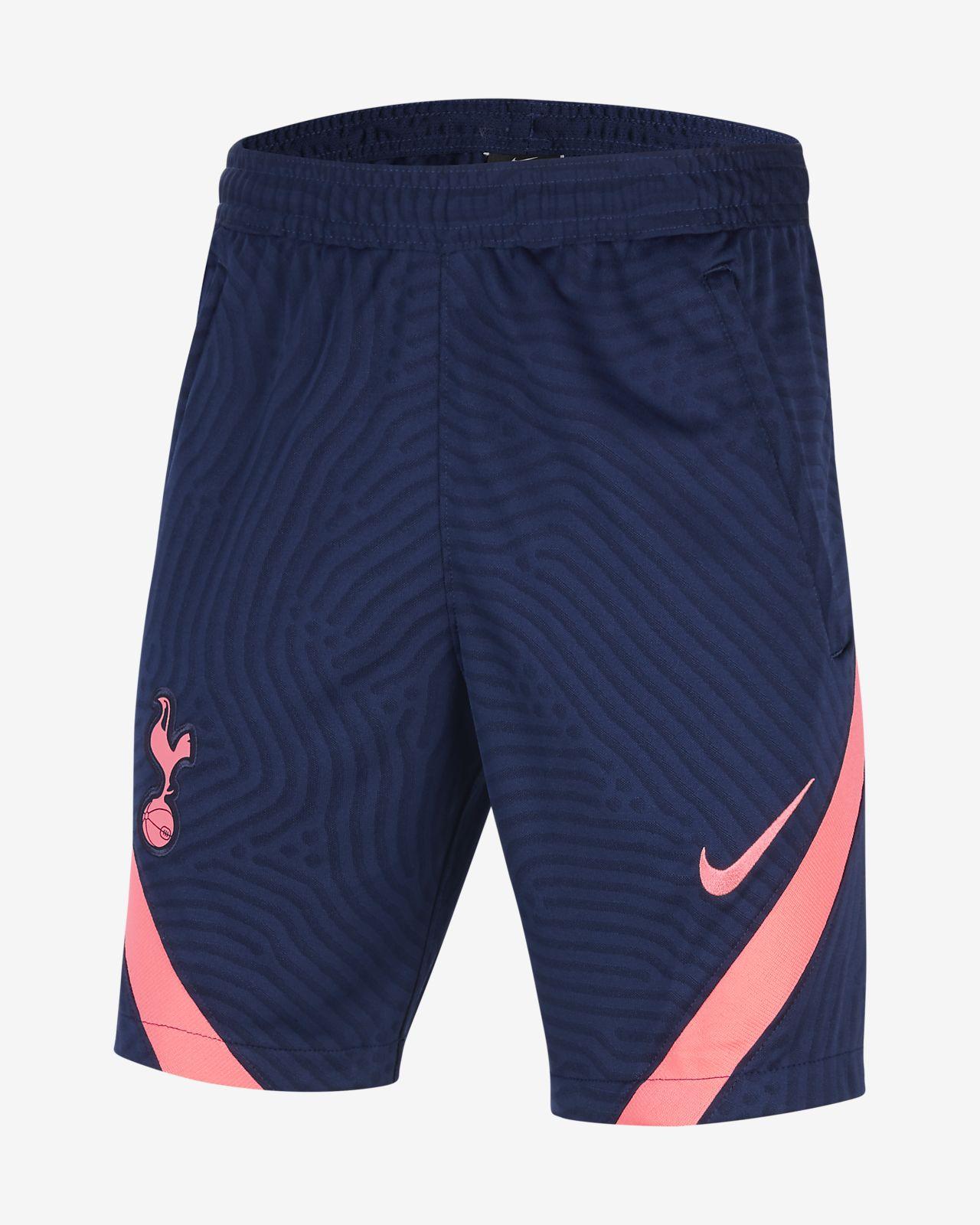 Tottenham Hotspur Strike Older Kids' Knit Football Shorts