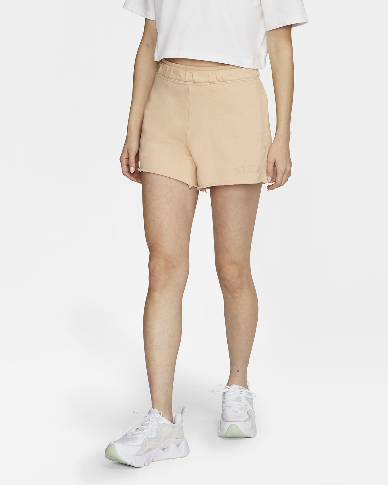 Short en molleton Nike Sportswear pour Femme