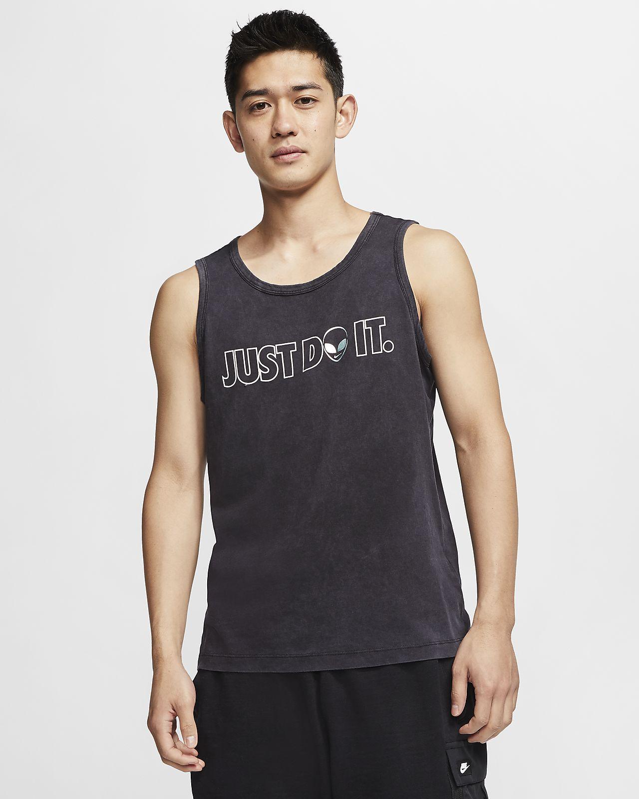 เสื้อกล้ามผู้ชาย Nike Sportswear
