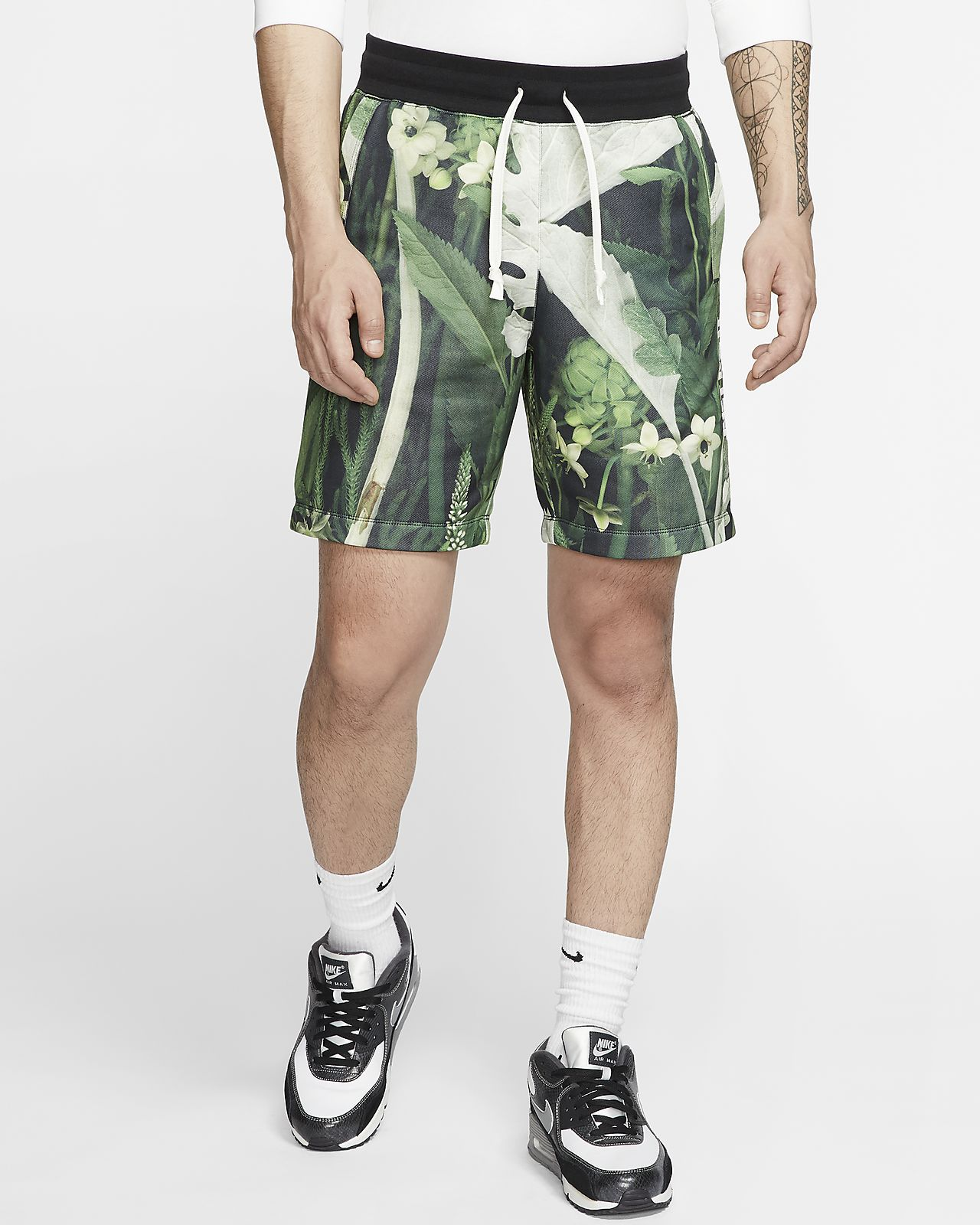 ensemble short homme nike