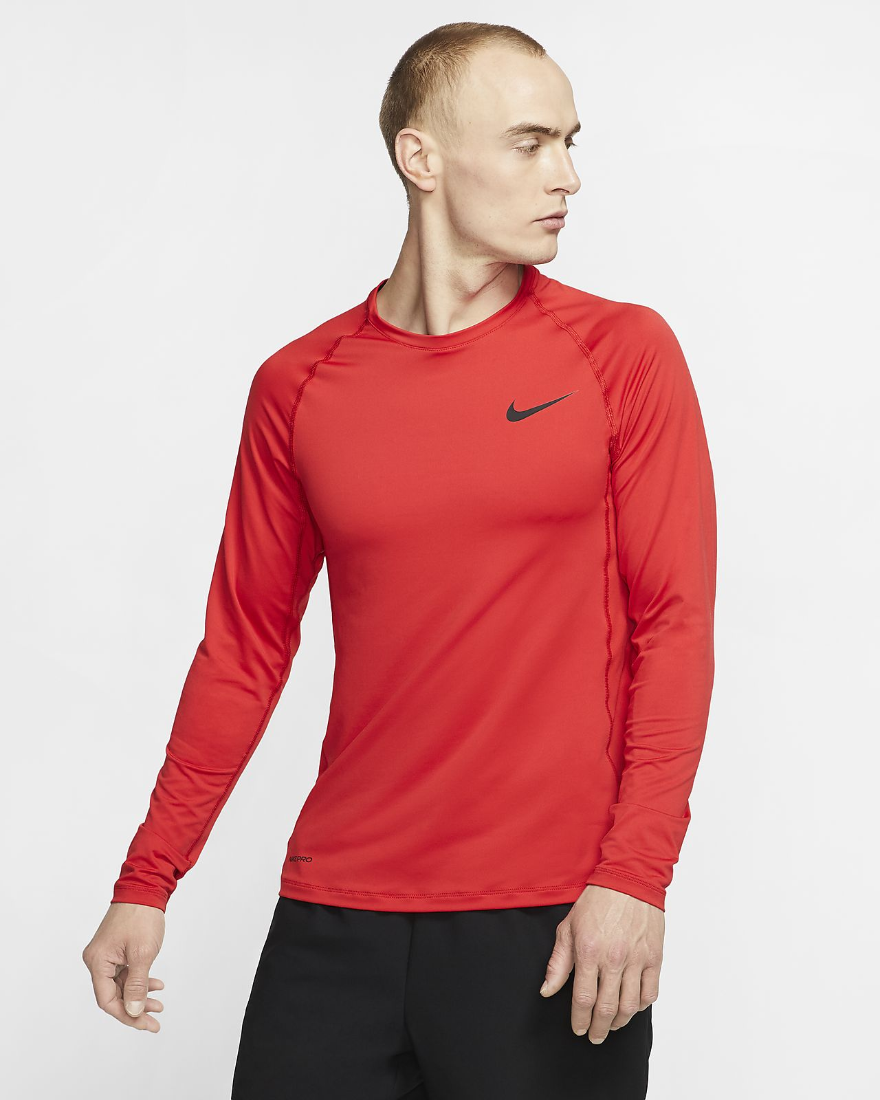 Nike Pro Men's Long-Sleeve Top