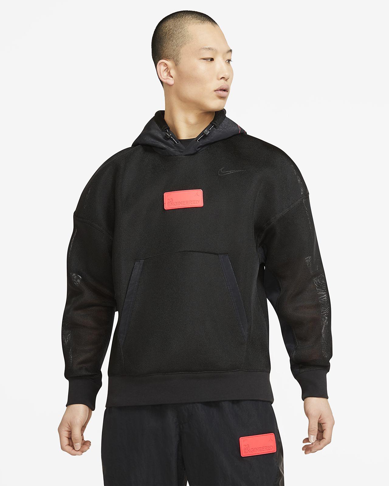 Męska bluza z siateczki Jordan 23 Engineered