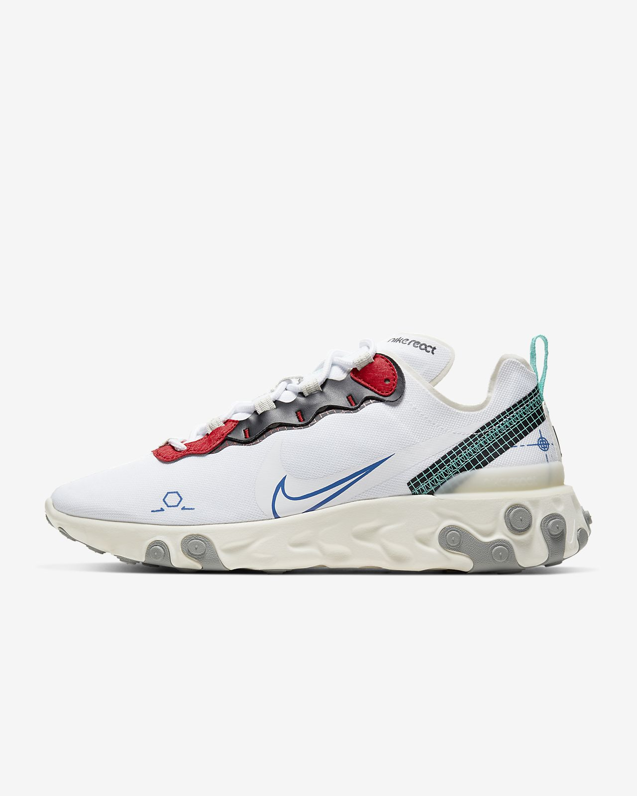 Scarpa Nike React Element 55 Uomo. Nike IT