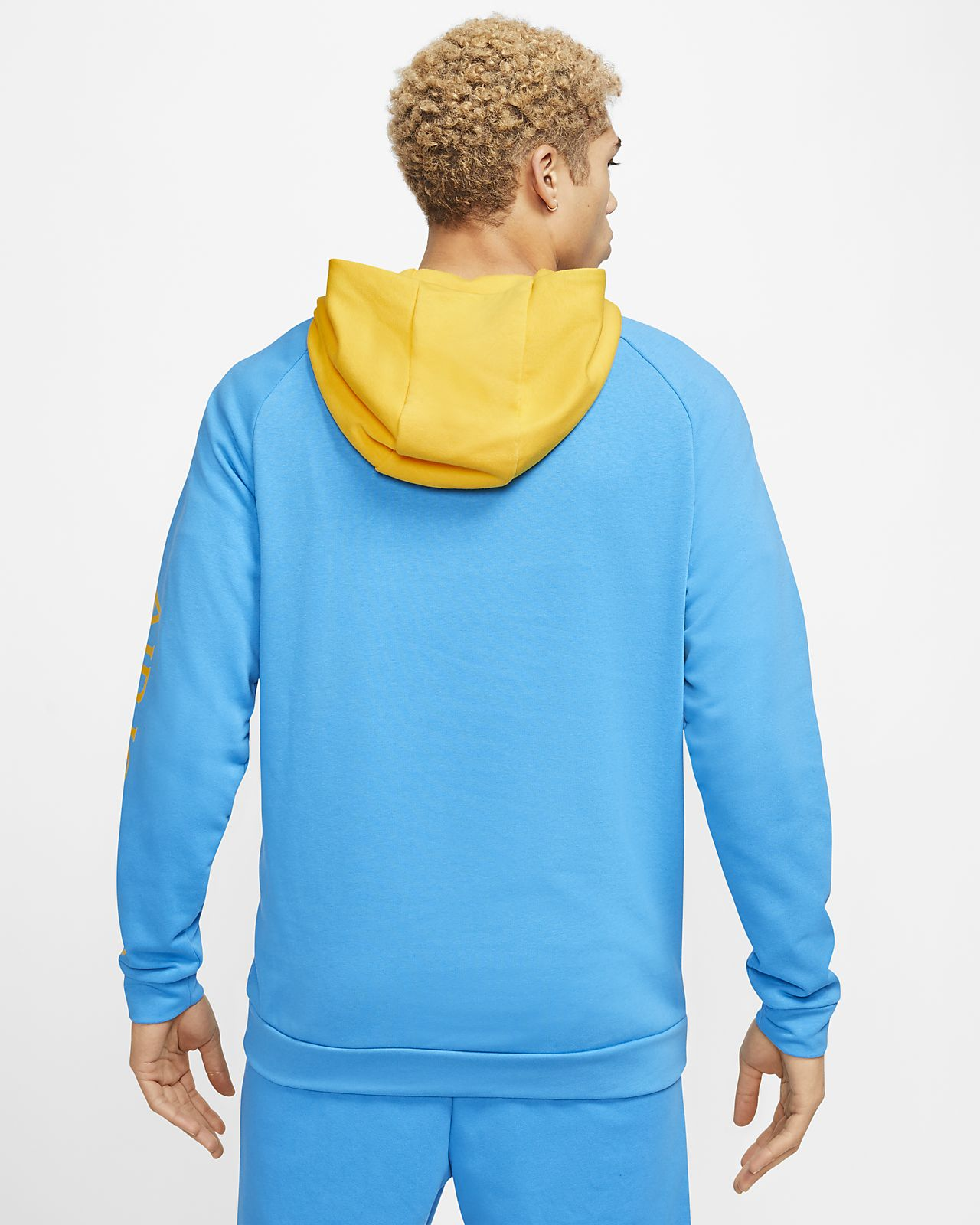 Jordan Jumpman Classics lett fleece pullover til herre. Nike NO