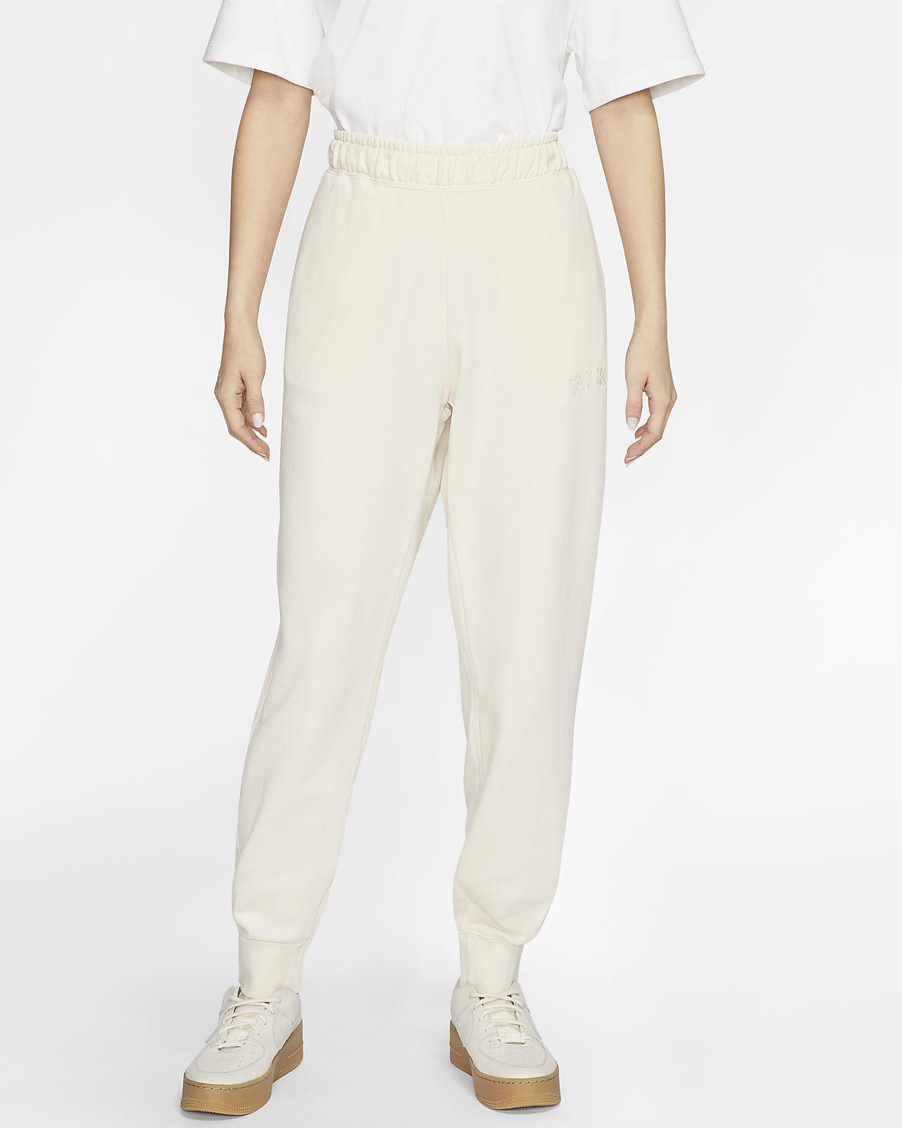 Damskie spodnie z dzianiny Nike Sportswear