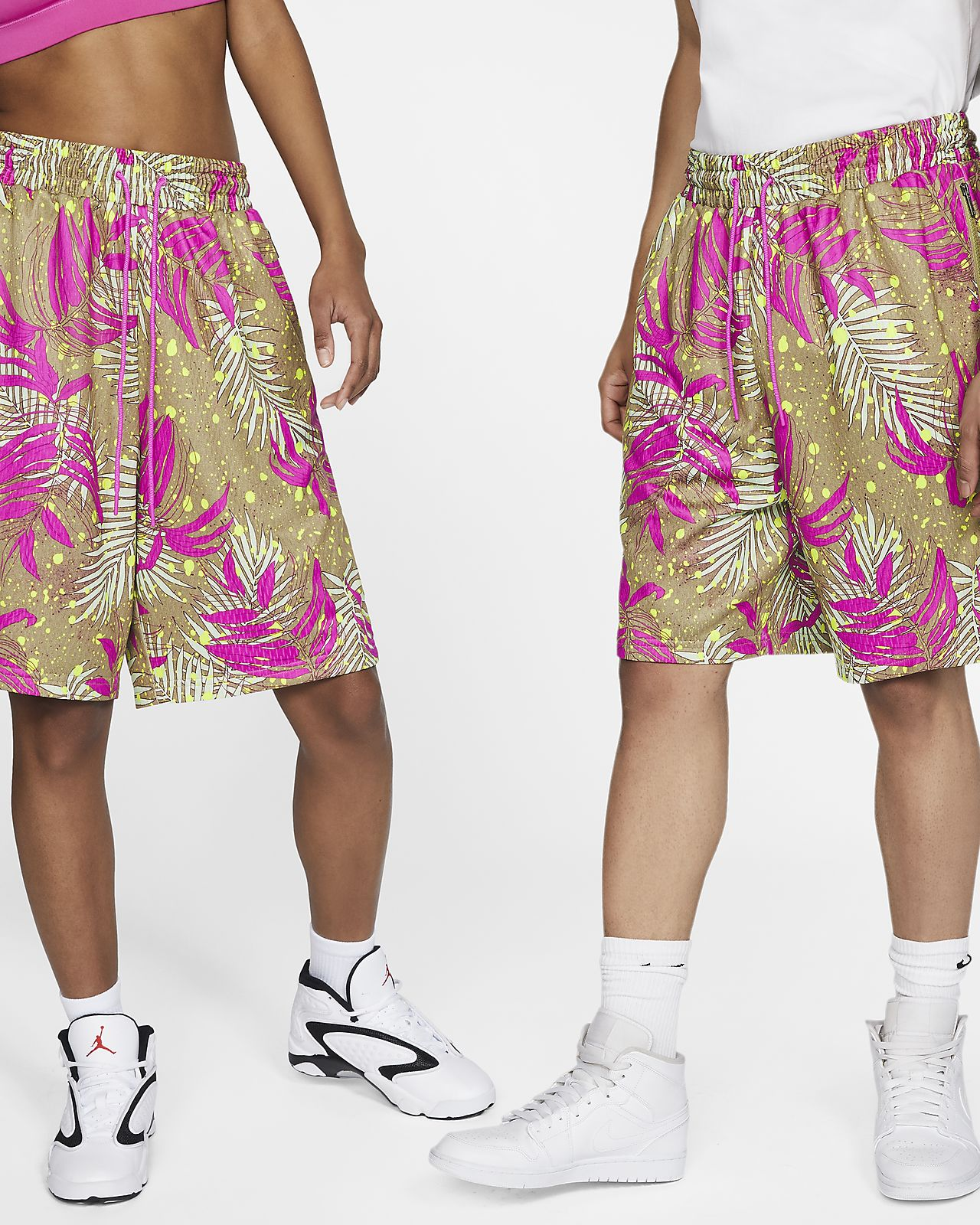 Jordan Jumpman Printed Knit Shorts