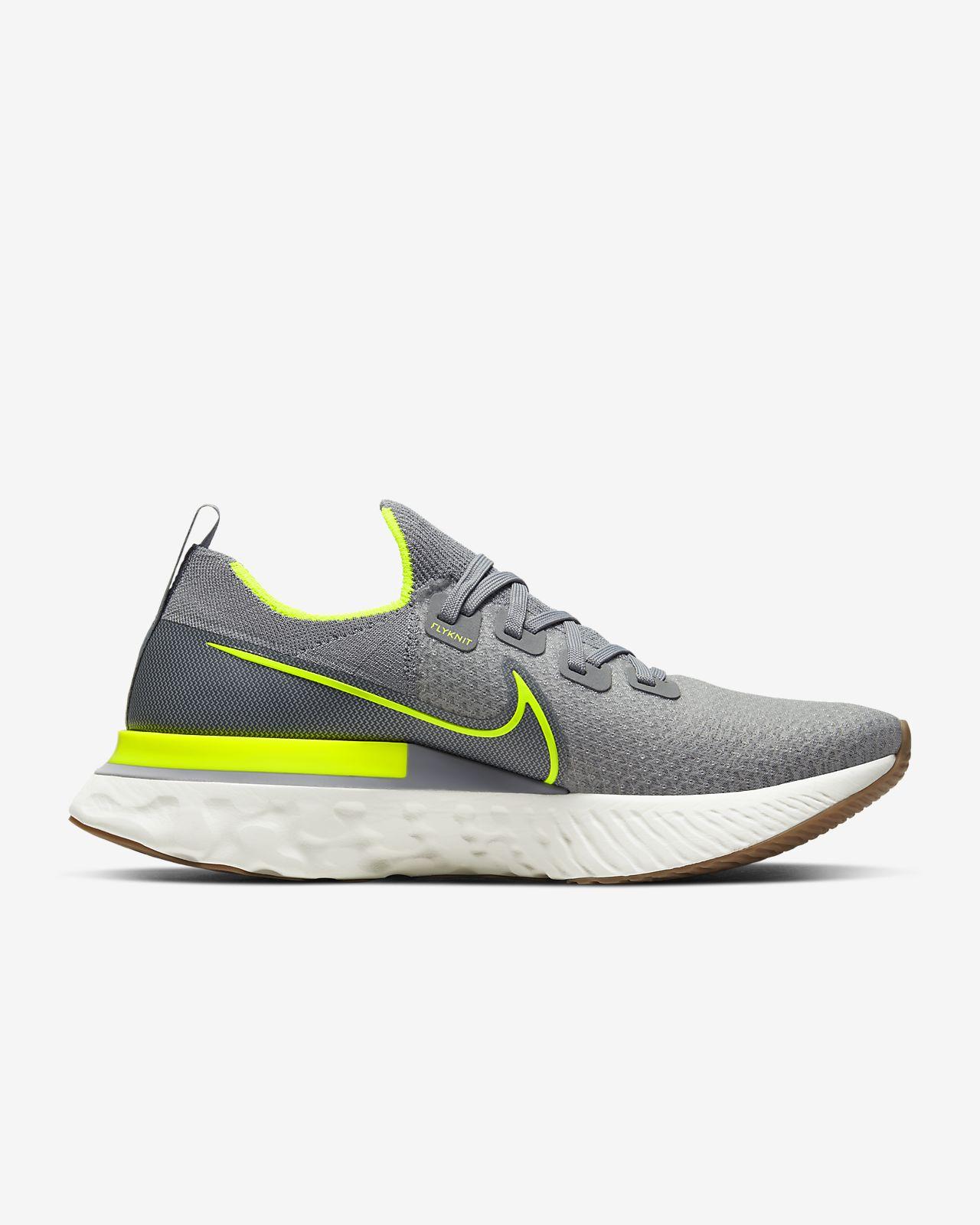 Nike React Infinity Run Flyknit Zapatillas de running